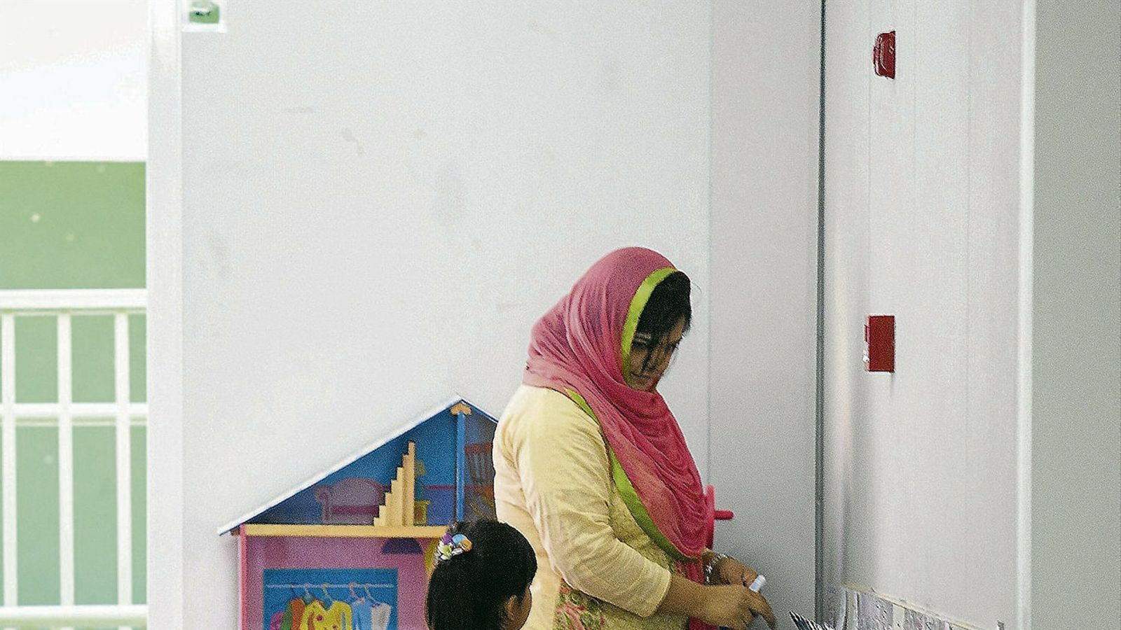 La comunitat musulmana calcula que 700 alumnes estudiaran l'islam
