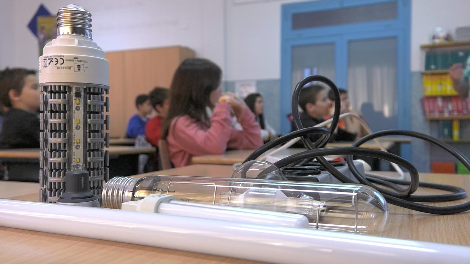 415 escolars participen als tallers sobre riscos elèctrics de FEDA