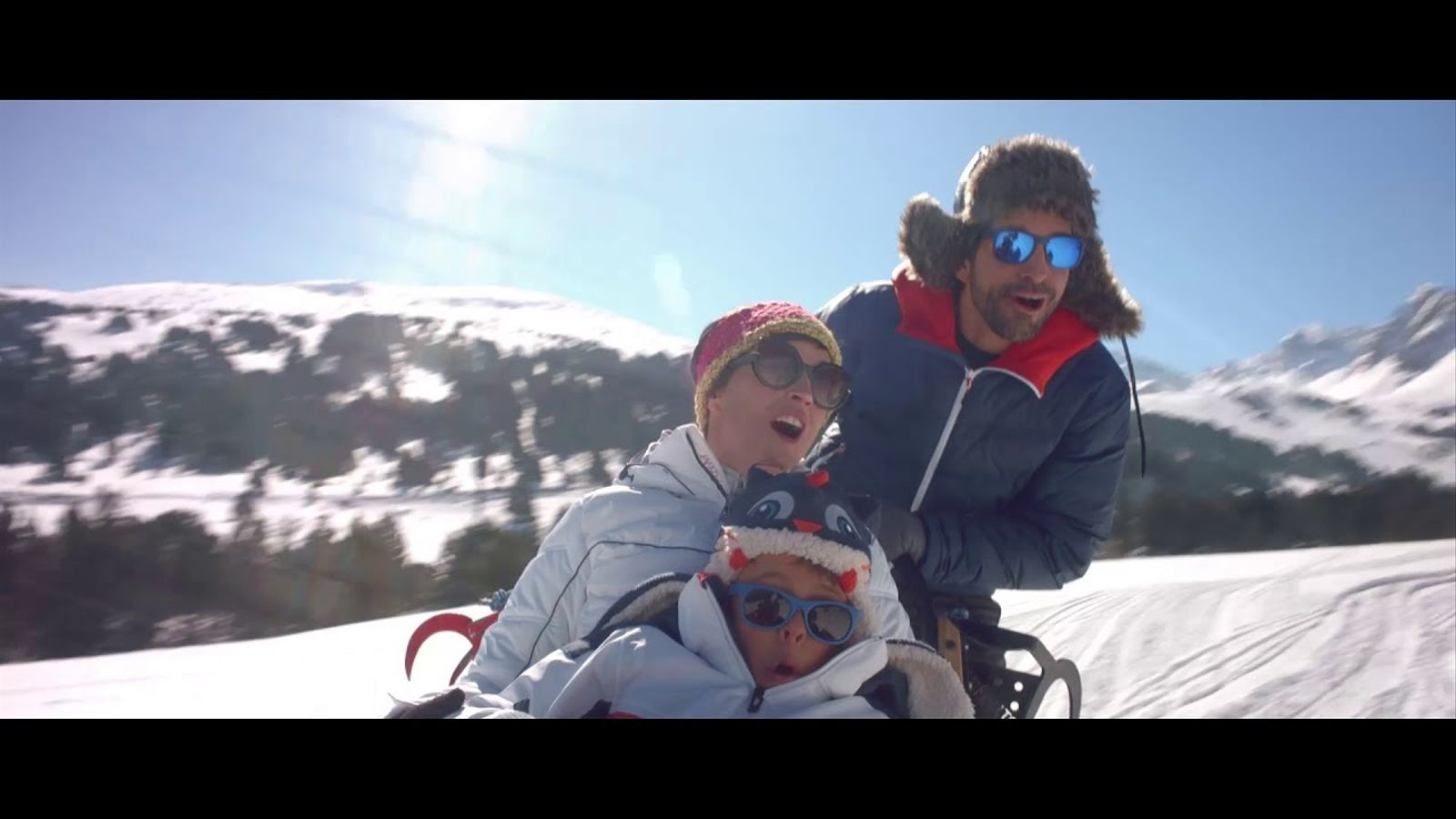 Nou espot d'hivern d'Andorra Turisme