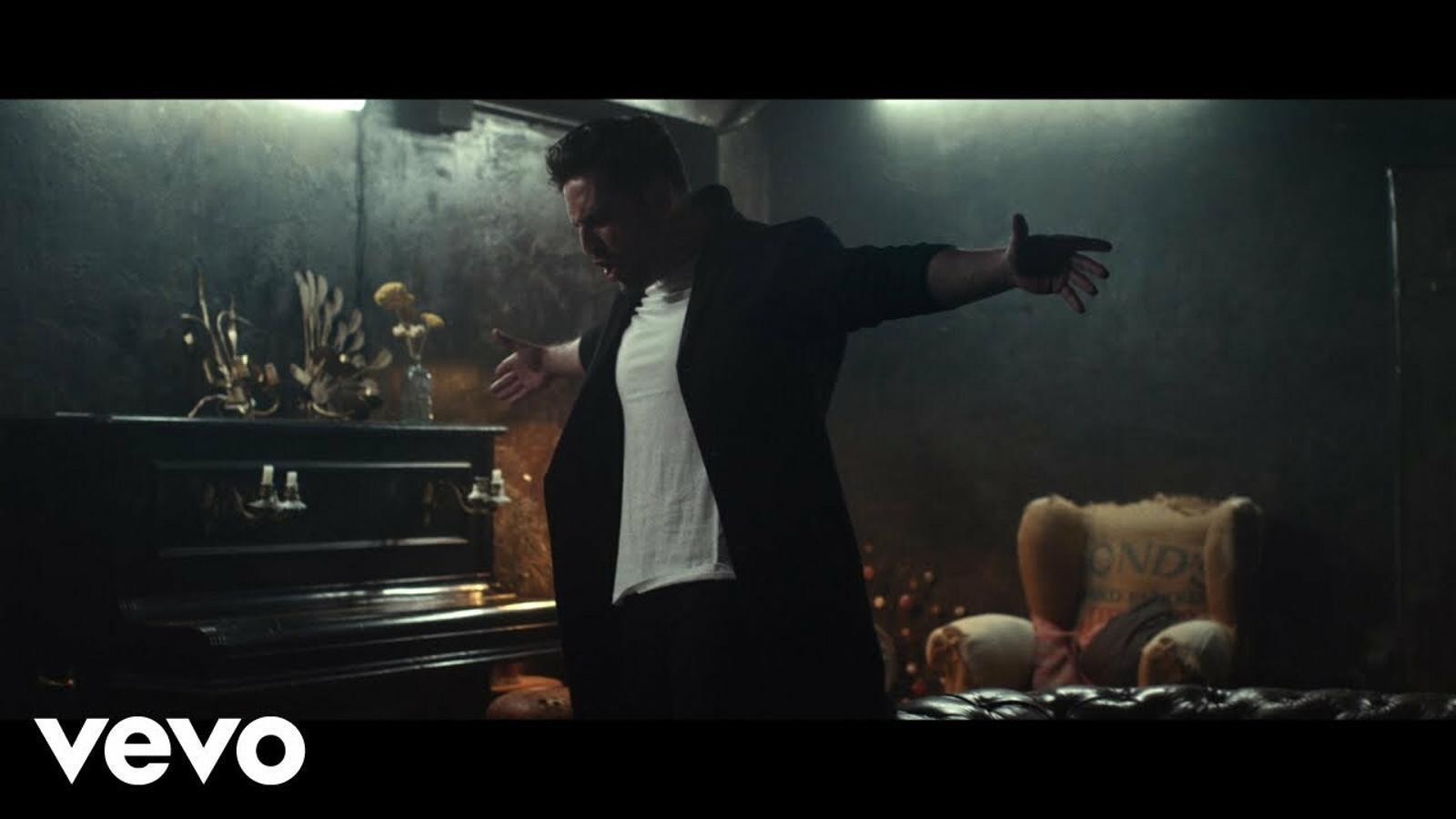 Videoclip de la cançó 'Héroes', de Bustamante