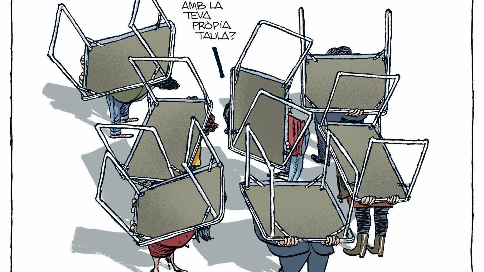La vinyeta de Manel Fontdevila 18/01/2020