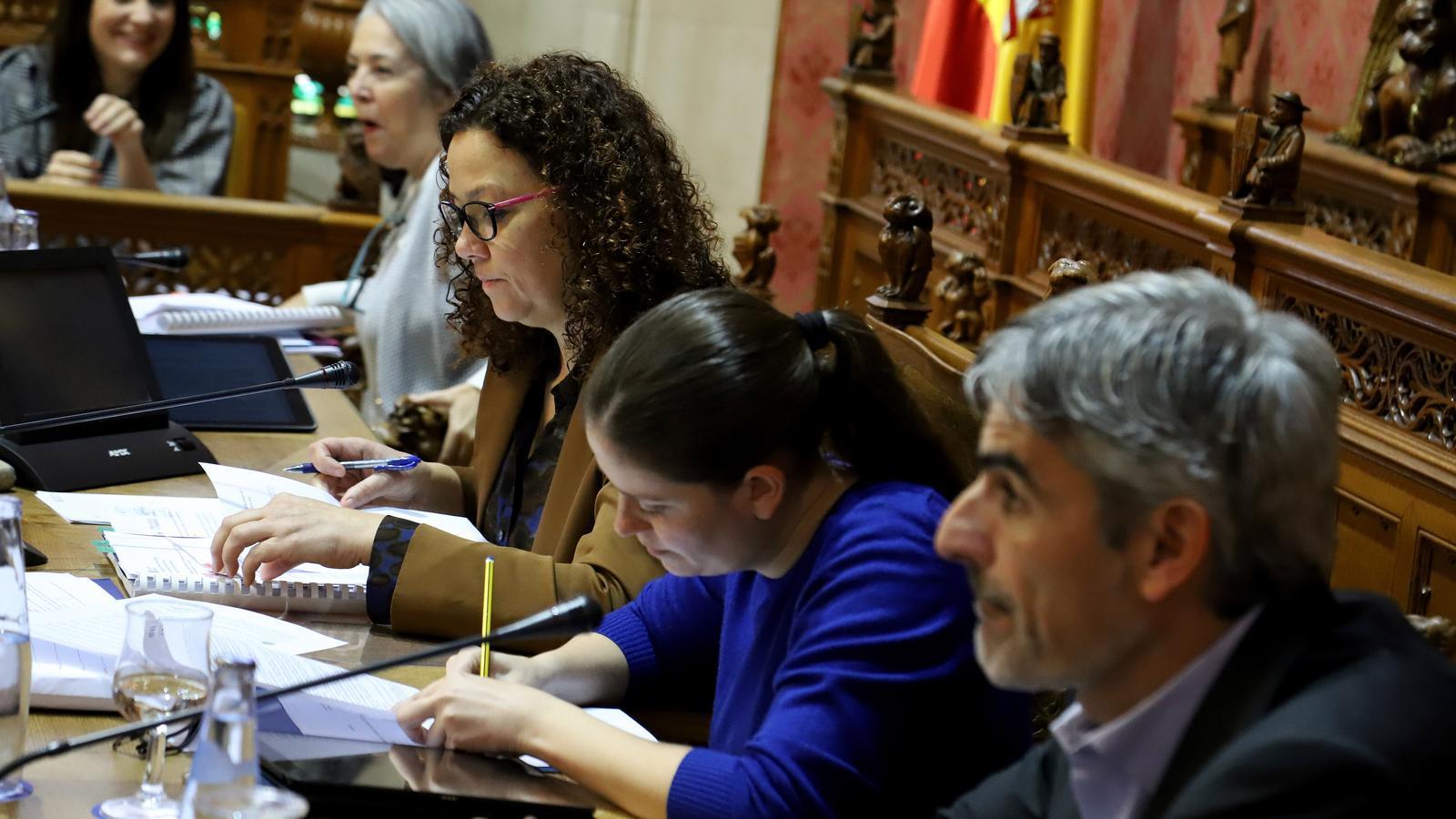 Cladera anuncia millores en el sistema de menors tutelats i un augment d'1,5 milions del pressupost de l'IMAS