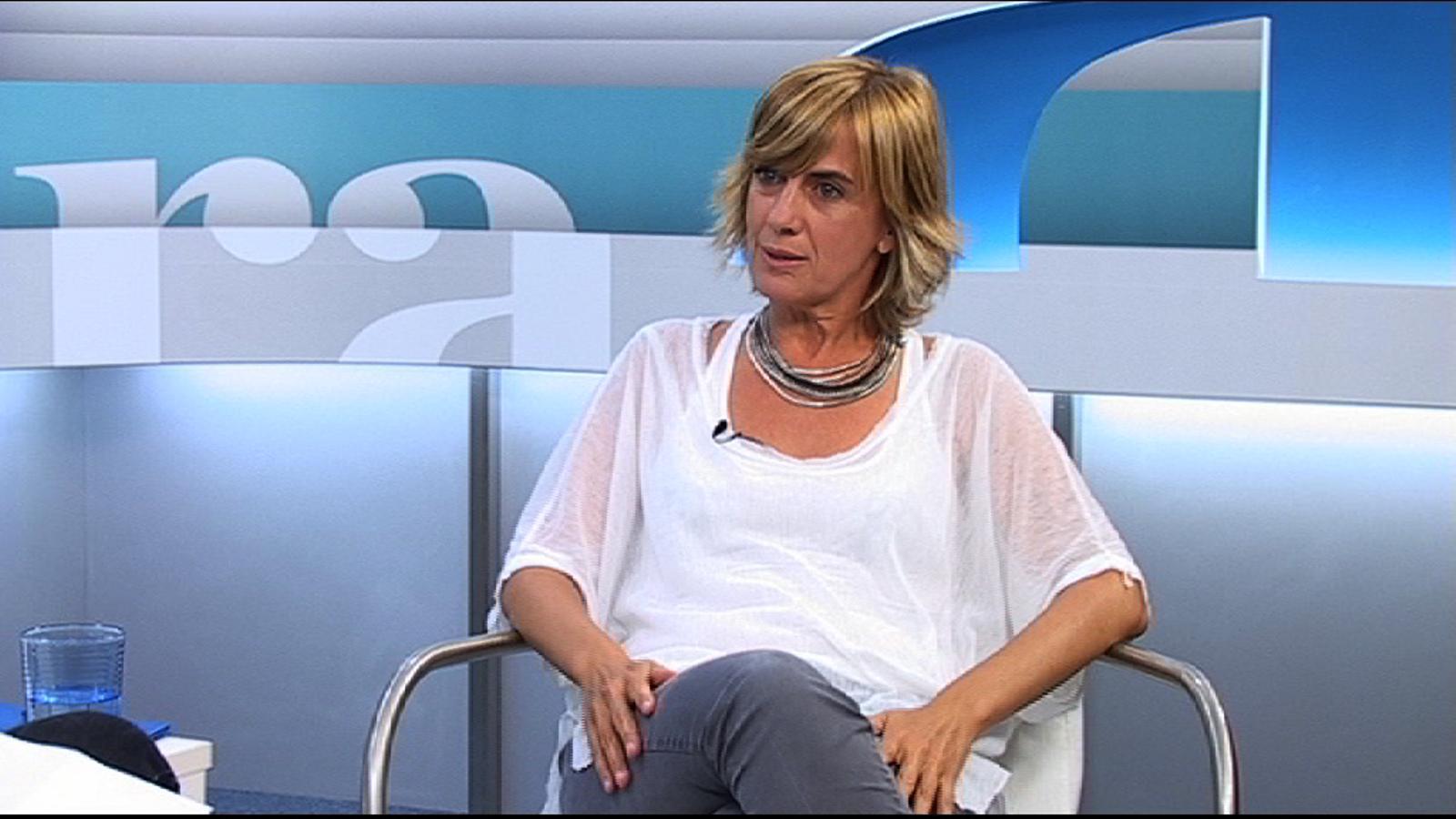 Gemma Nierga, sobre l''Hoy por hoy': No tinc por ara, tinc emoció