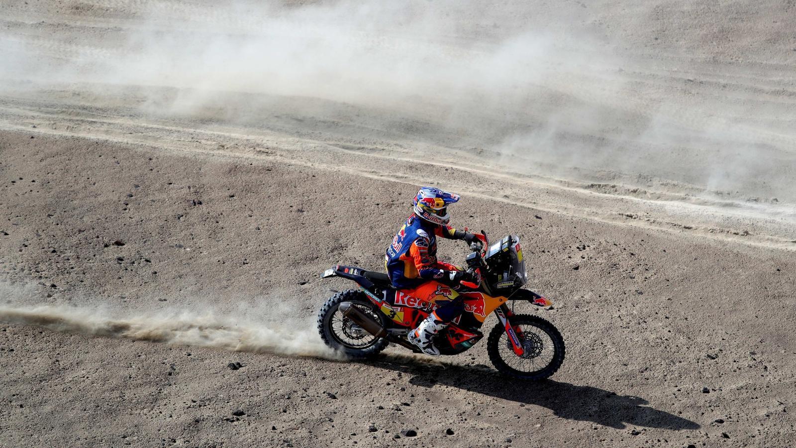 Toby Price, guanyador del Dakar 2019