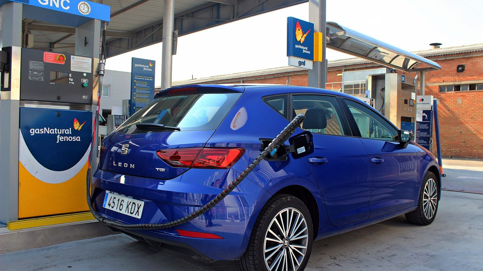 Seat León de gas natural: alternativa real al dièsel?