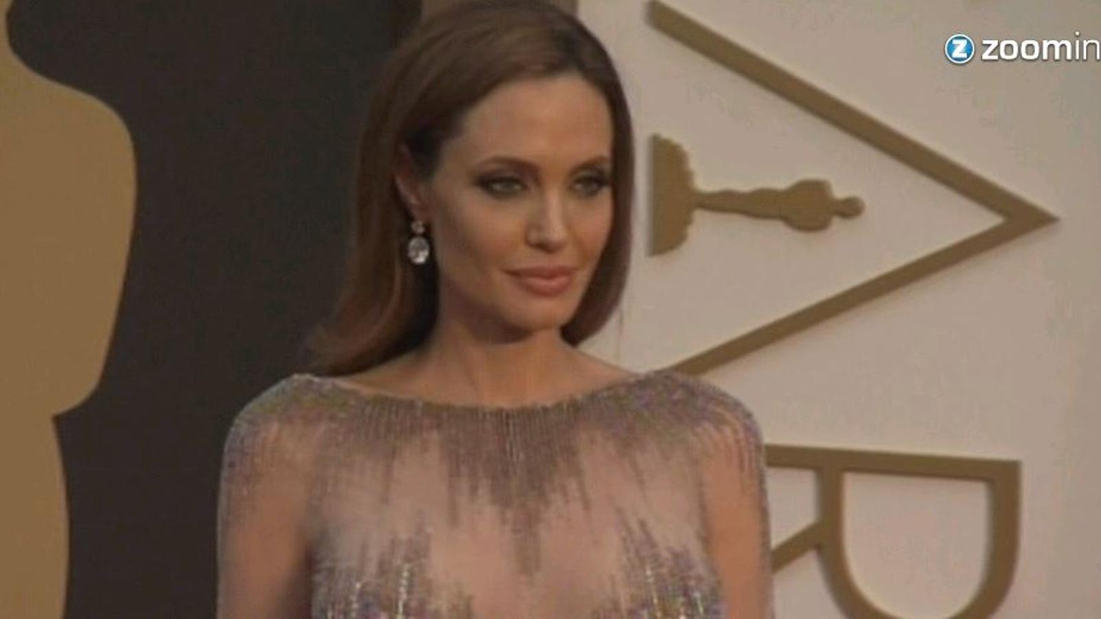 La catifa vermella dels Oscars 2014: els pitjors vestits