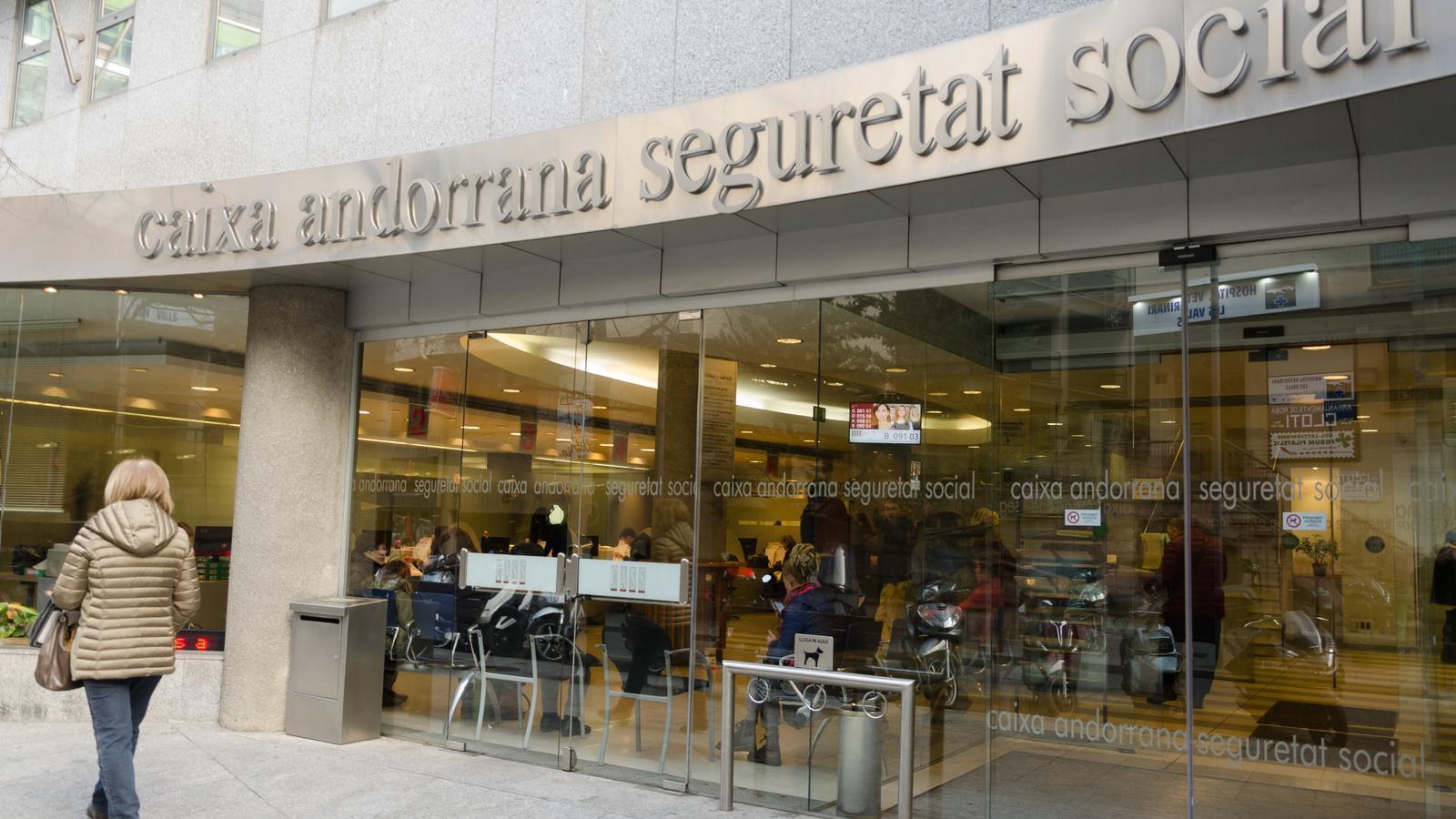 Seu de la CASS a Andorra la Vella / D.R.
