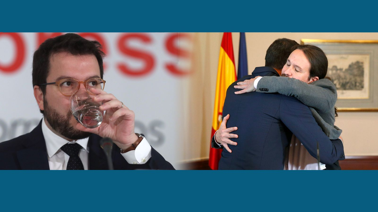 L'anàlisi d'Antoni Bassas: 'Estàs d'acord que Pedro Sánchez es comprometi a pactar amb Esquerra i digui que dormirà tranquil?'