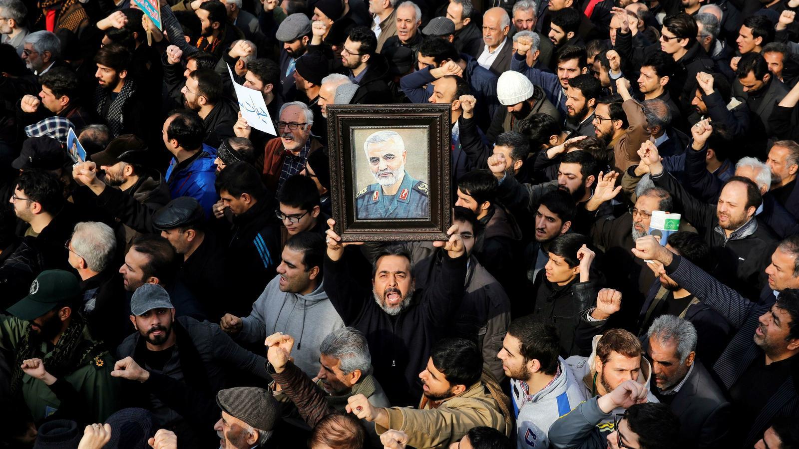 L'Iran promet venjança per l'atac nord-americà