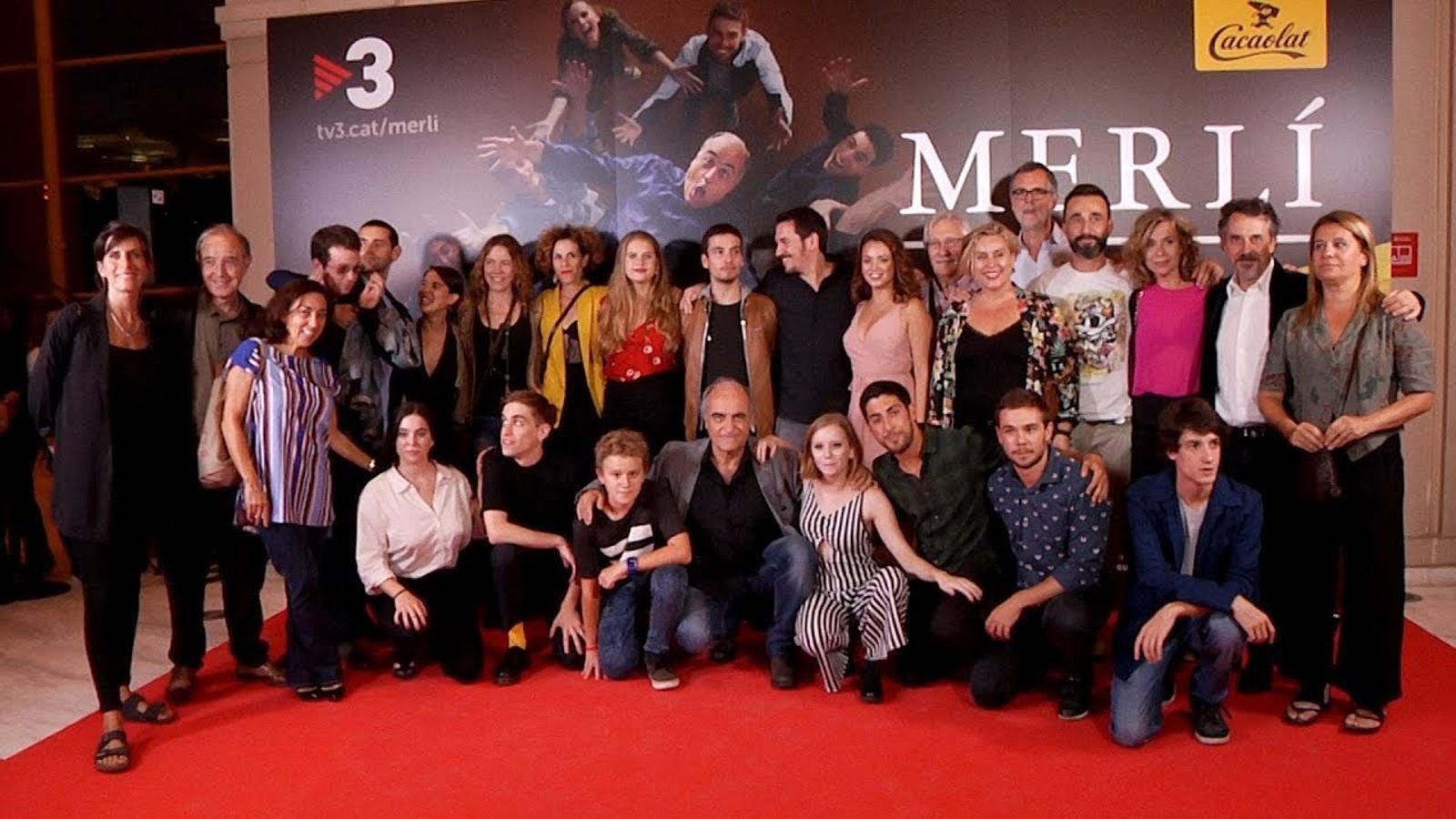 Què expliquen els peripatètics en l'estrena de la 3a temporada de Merlí?