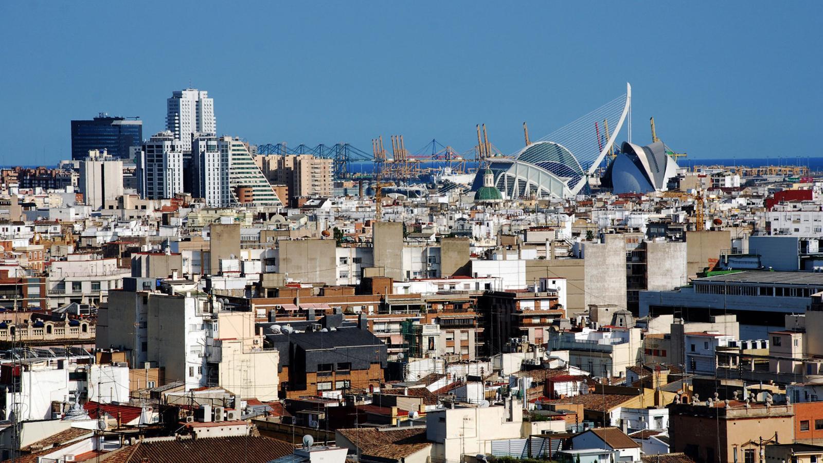 El País Valencià multarà els bancs que no lloguin pisos buits