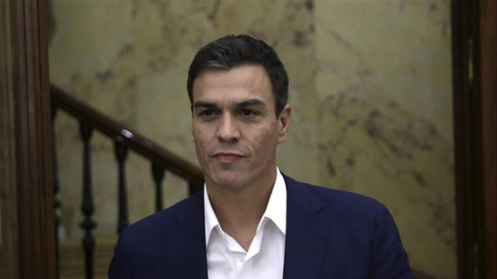 El secretari general del PSOE, Pedro Sánchez / EFE