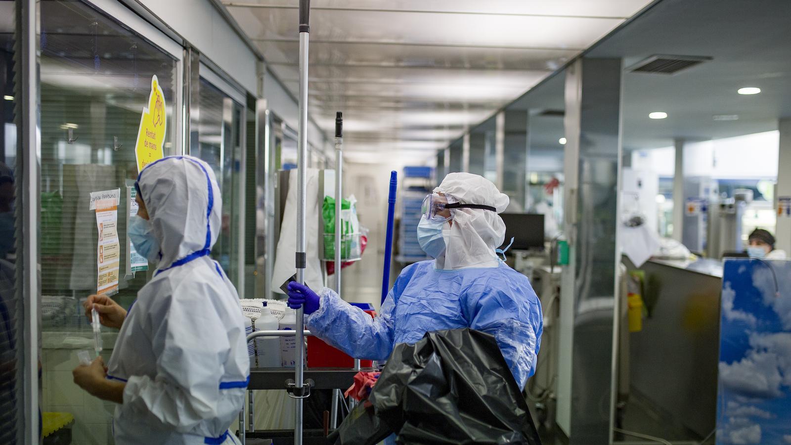 Salut informa de 9 morts més per coronavirus a Catalunya, però cap en les últimes 24 hores