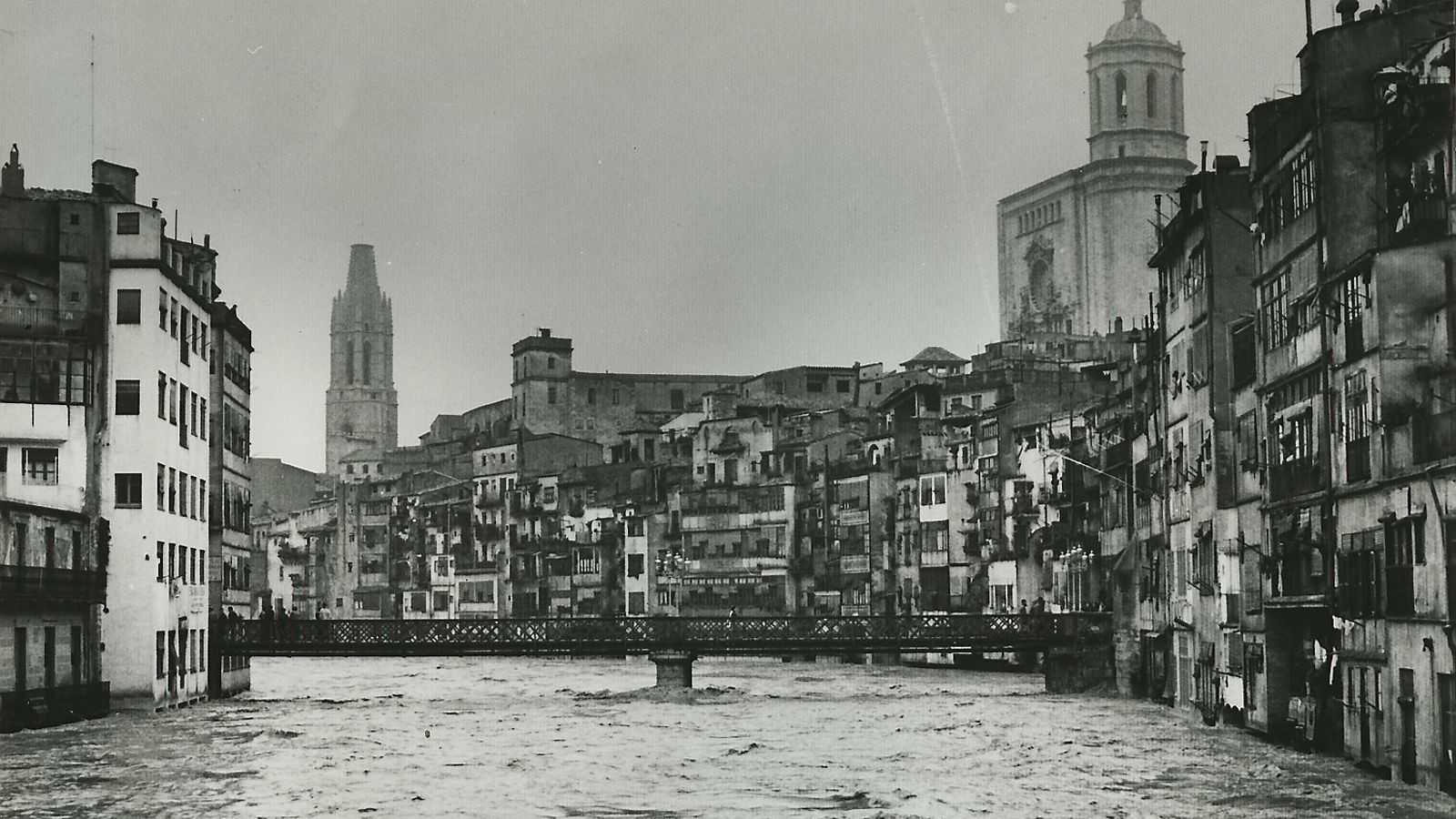 Els aiguats, una amenaça històrica que persisteix