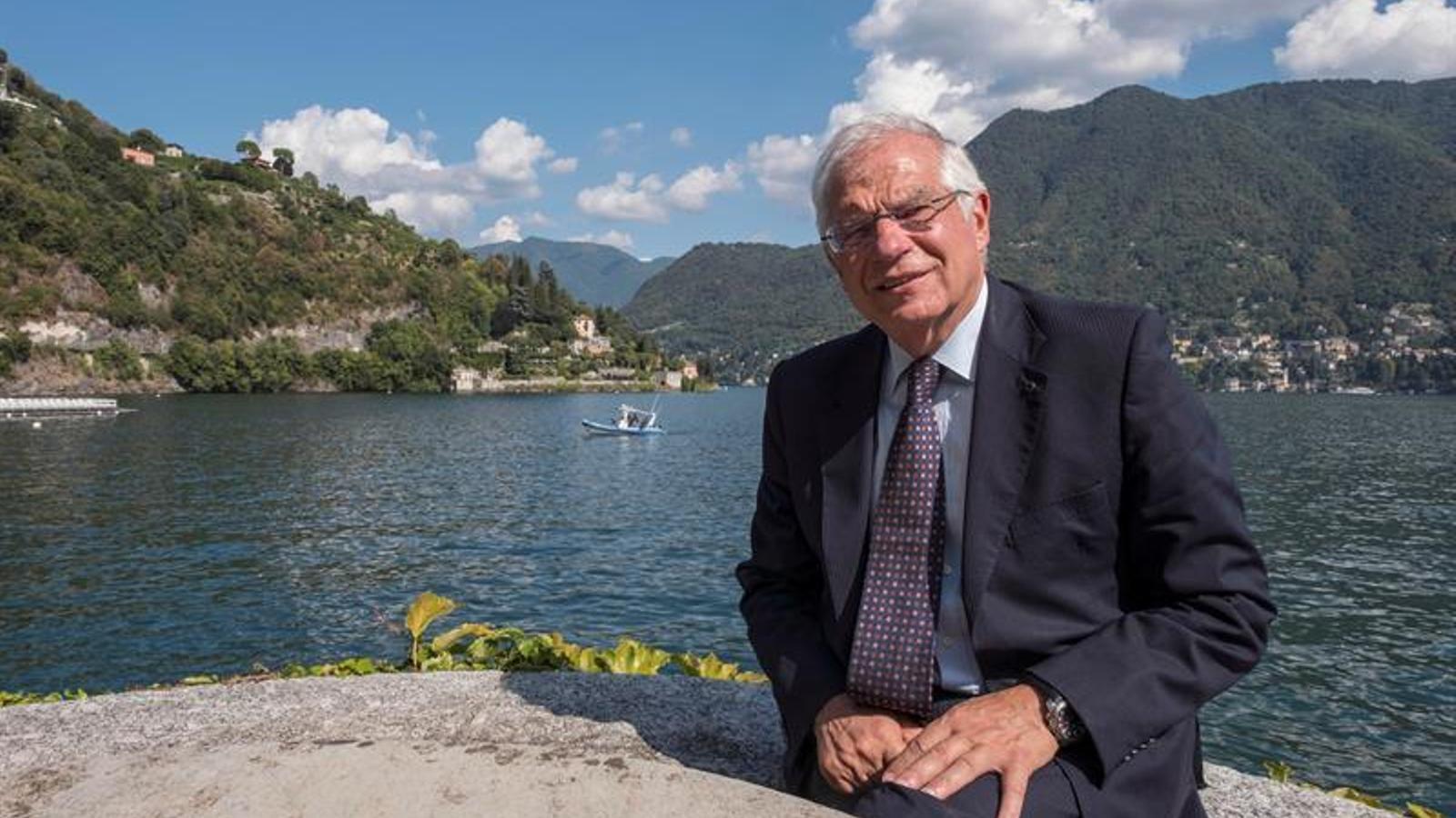 """Borrell afirma a la BBC que """"personalment"""" és partidari de la llibertat provisional dels presos polítics"""