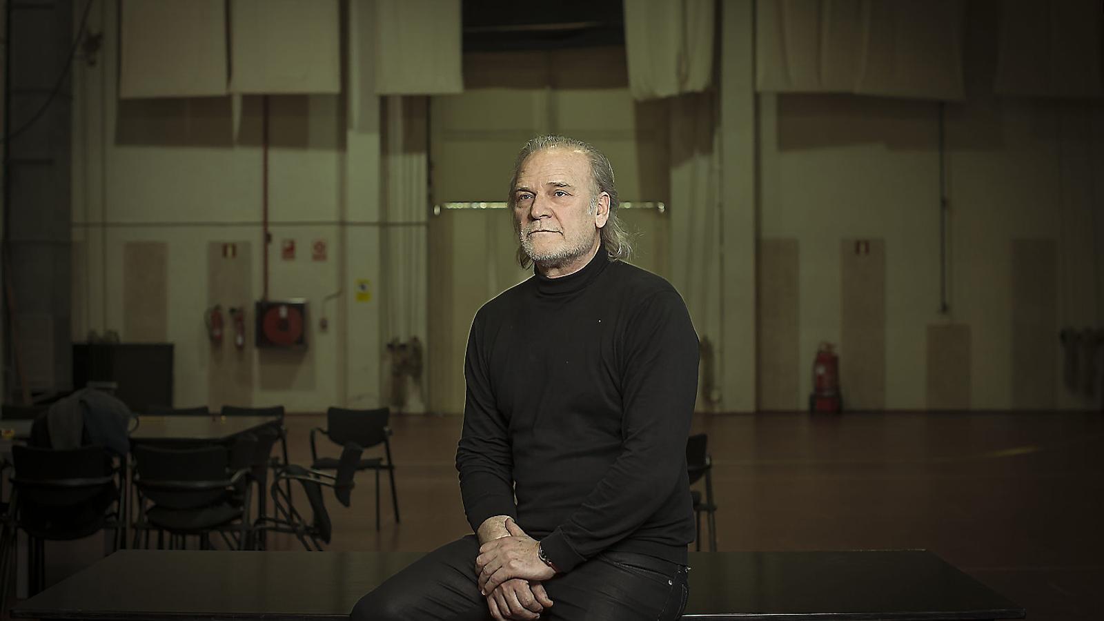 El Temporada Alta reunirà Lluís Homar, Àlex Rigola i un robot