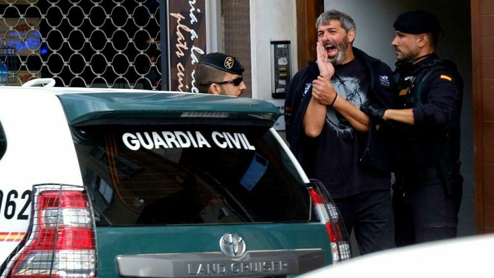 L'Audiència Nacional tomba quatre ordres de presó als CDR detinguts en el marc de l'Operació Judes