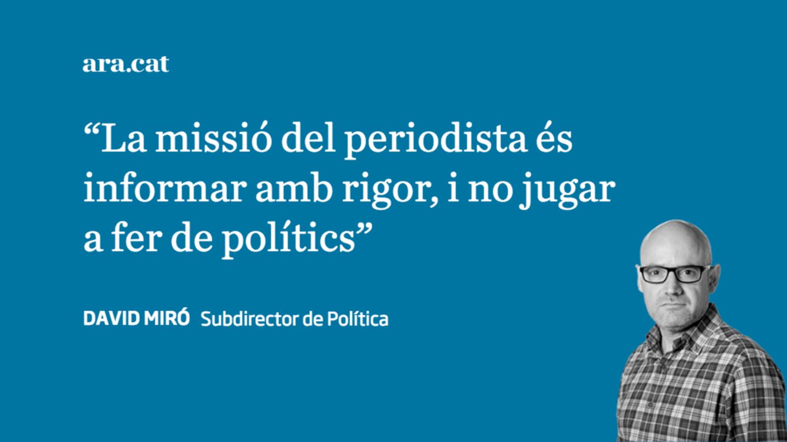 ¿És Pedro J. Ramírez un exemple de periodisme?