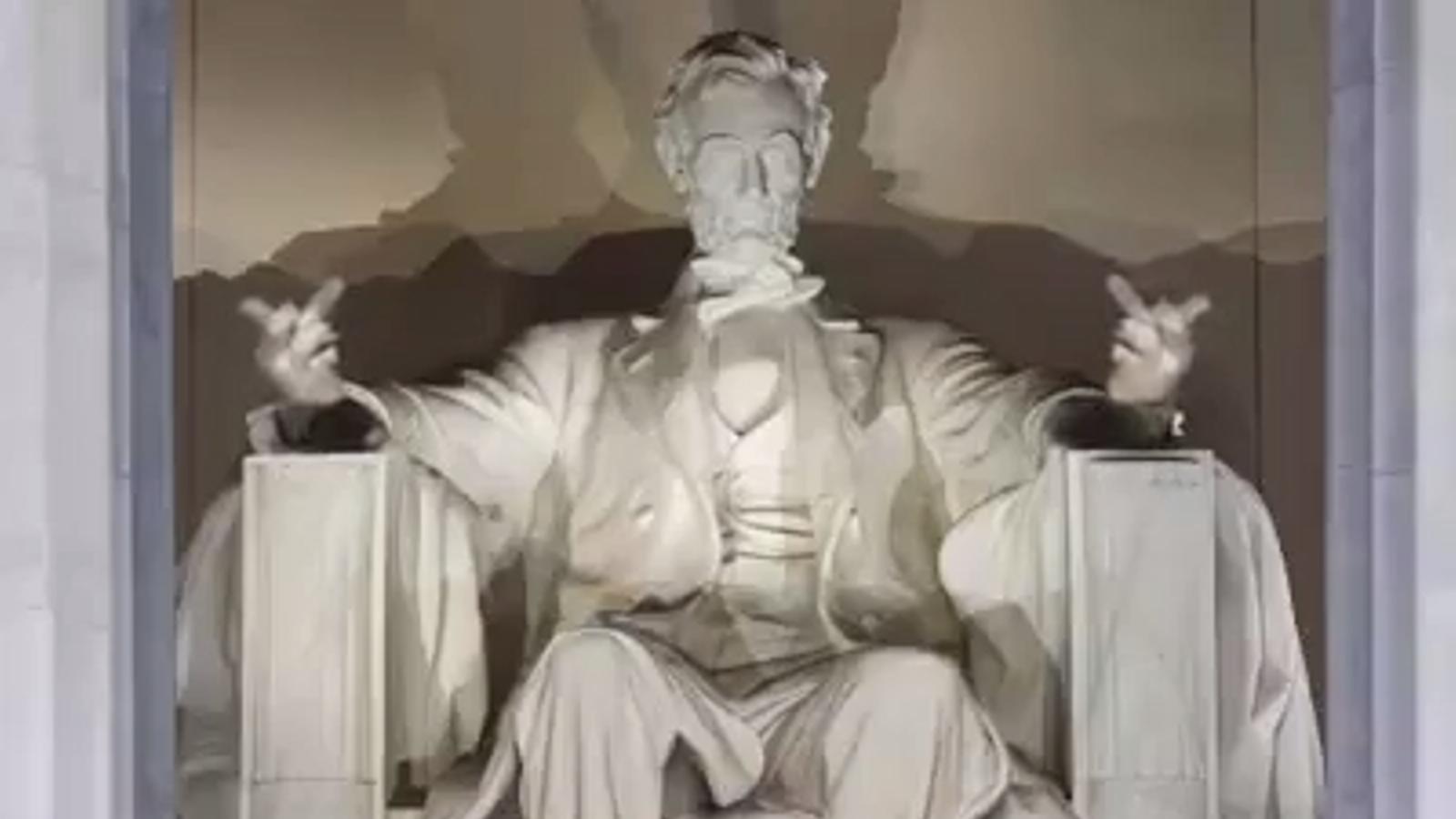 Vídeo Trump viral