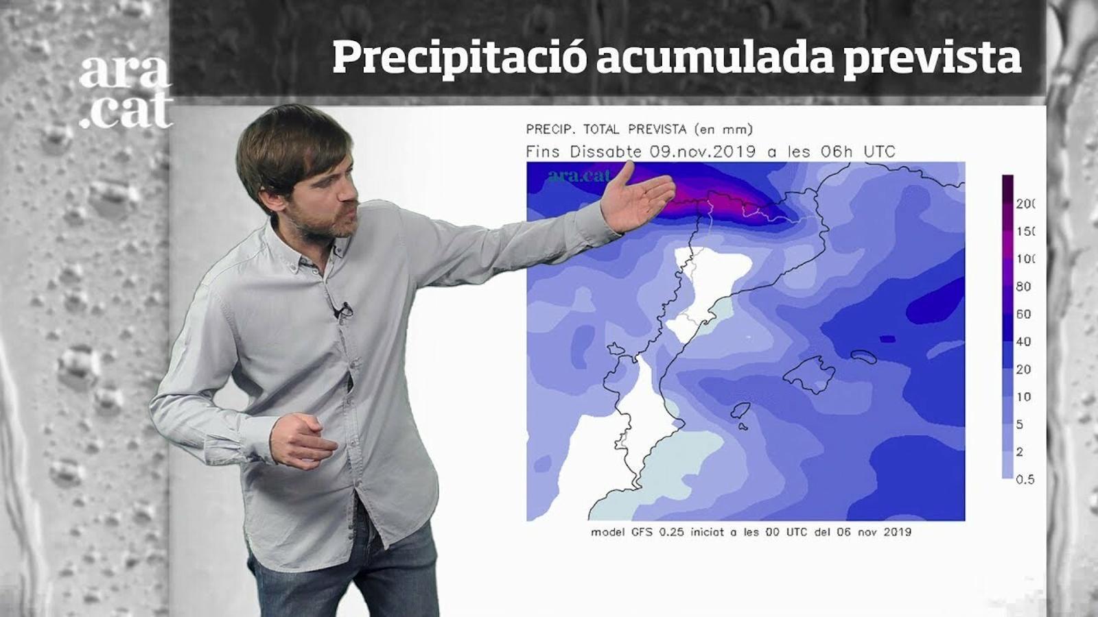 Méteo especial: fred, nevada abundant i més ventades