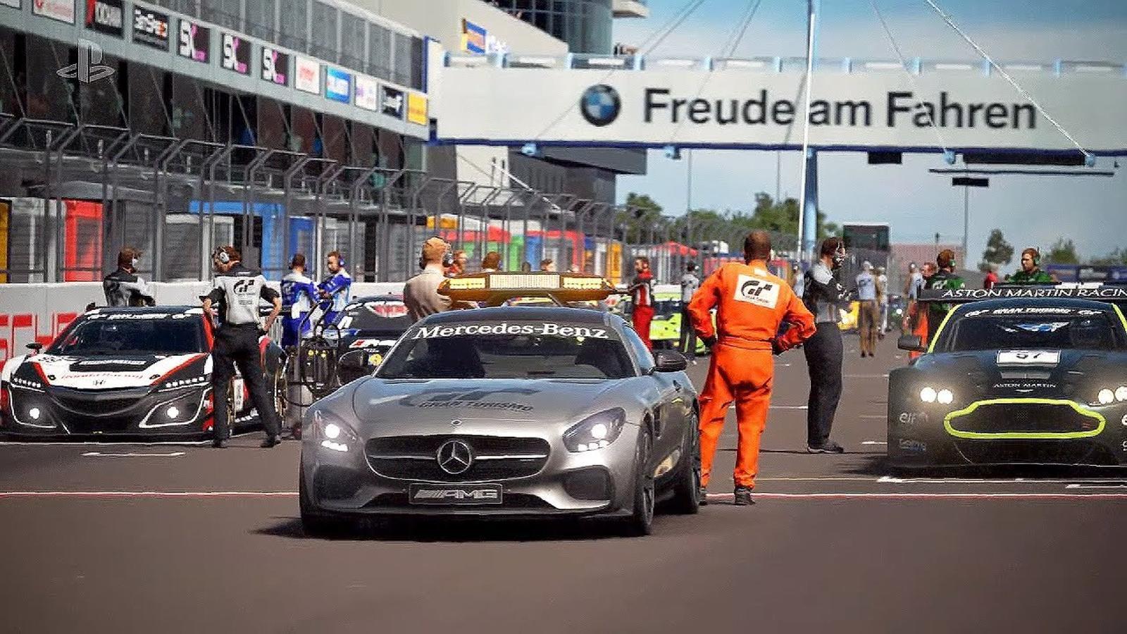Tràiler de 'Gran Turismo Sport'