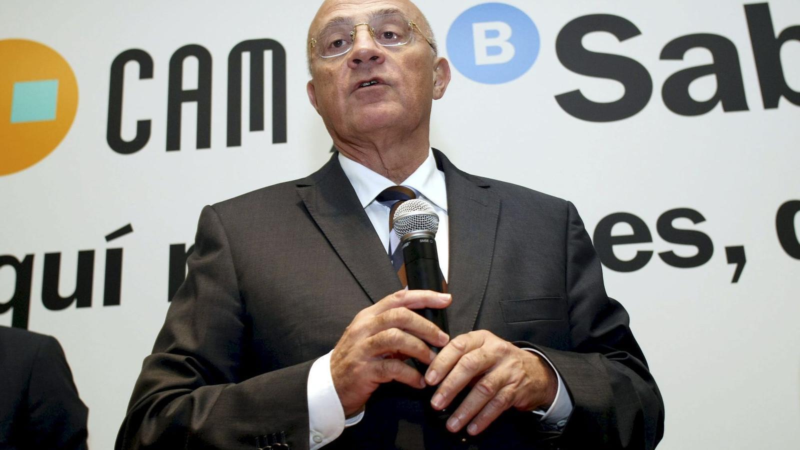 Josep oliu assegura que el preu dels pisos ja no baixar for Banc sabadell pisos
