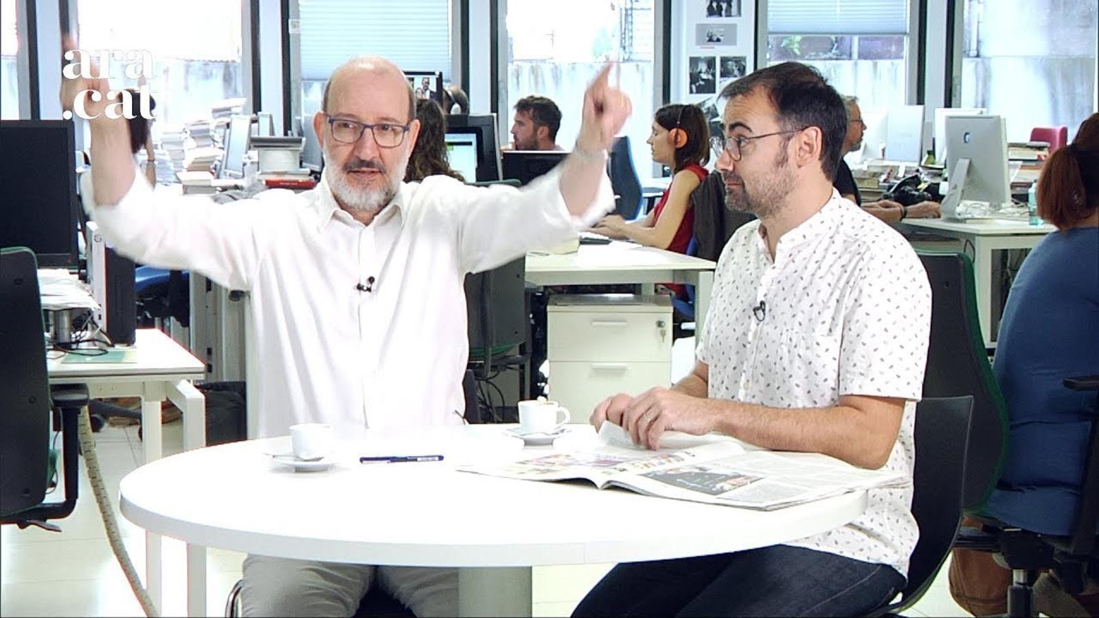 El cafè de la Lliga: Padilla i Bassas revisen les seves opinions al VAR