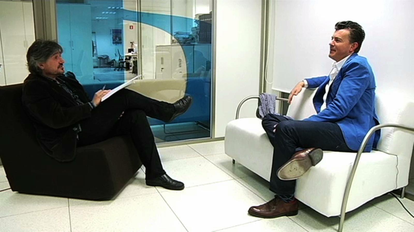 Entrevista de Carles Capdevila a Ramon Gener