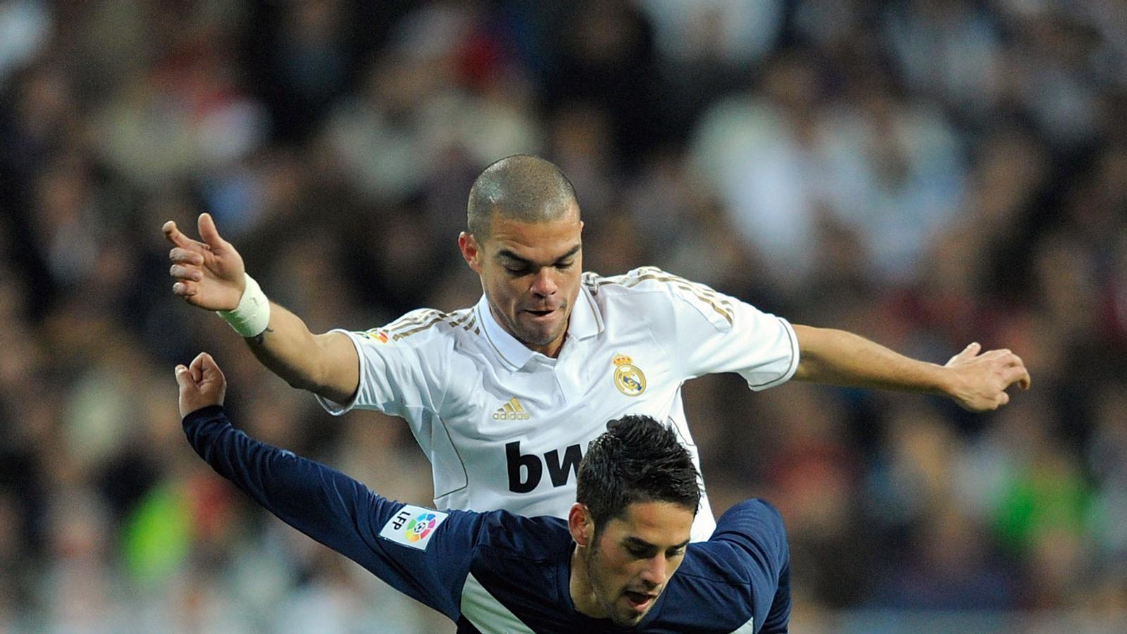 Isco (Màlaga) i Pepe (Madrid)