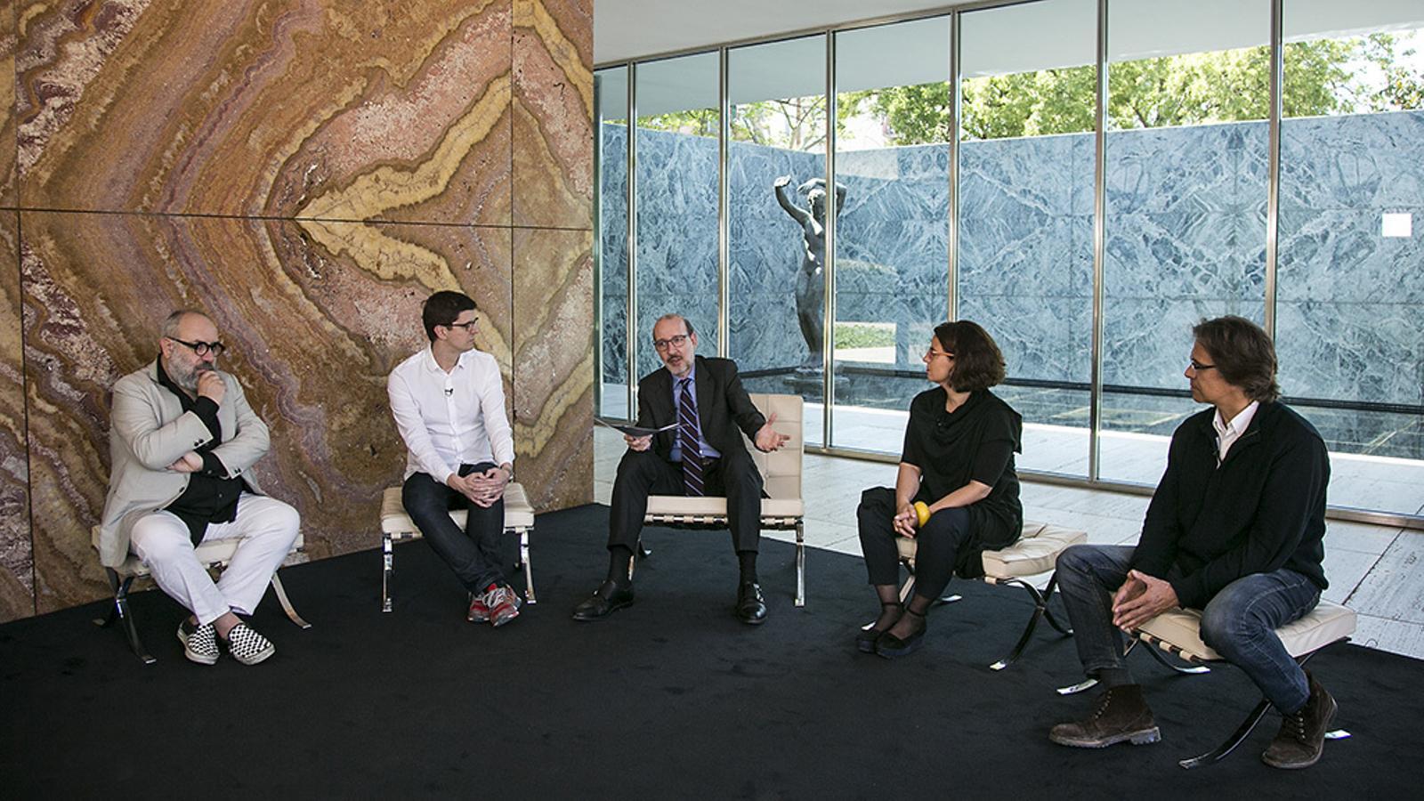 Les batalles dels arquitectes catalans a la Biennal de Venècia