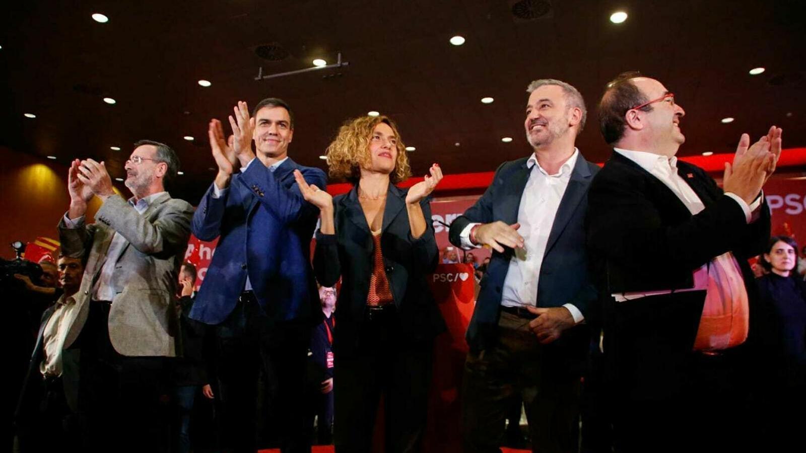Sánchez recupera l'espantall de la ultradreta contra PP i Cs