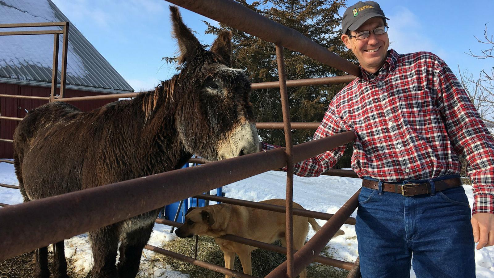 El granger que aconsella els demòcrates aspirants a la presidència dels EUA