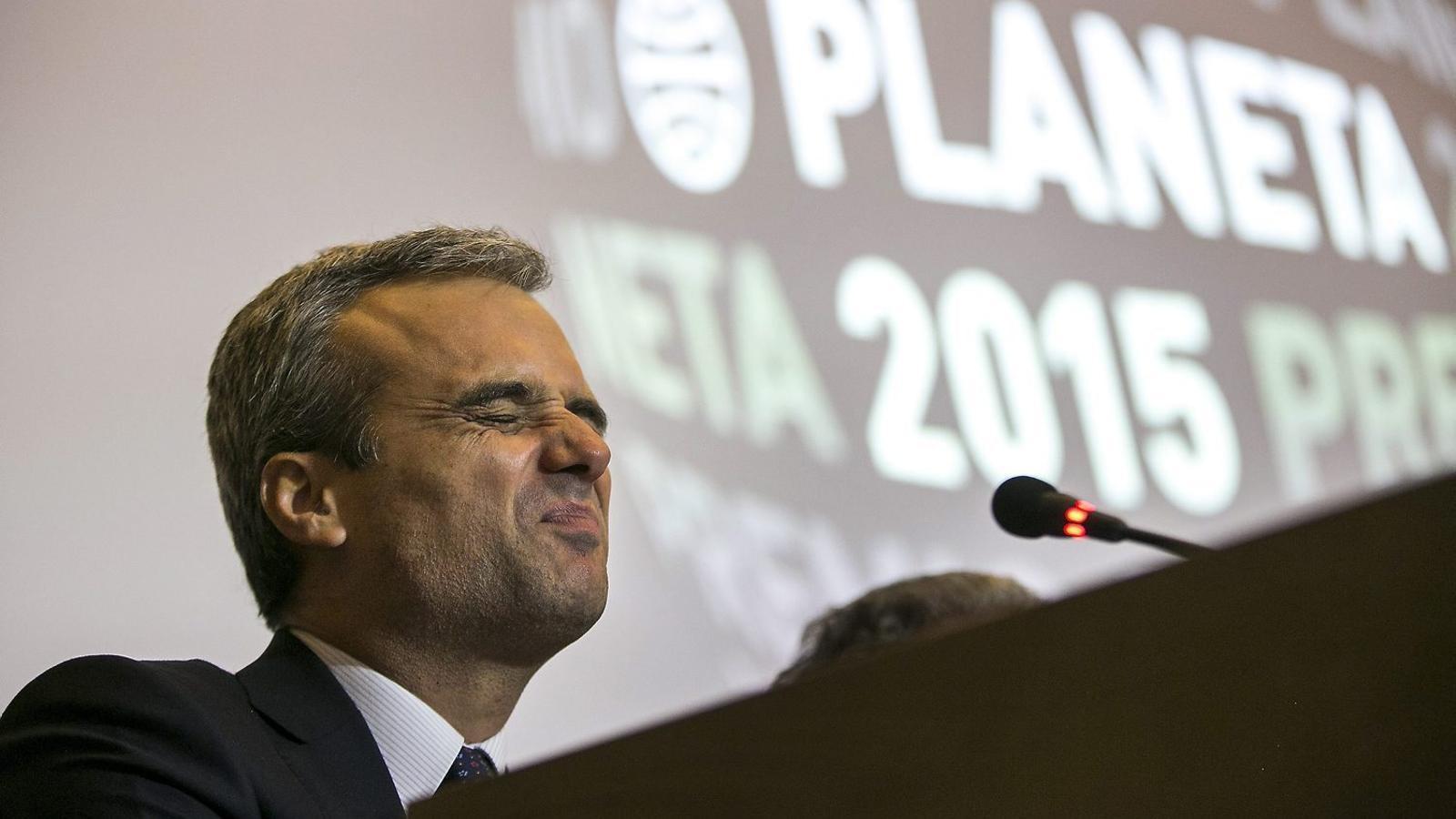 José Lara és l'hereu de l'imperi empresarial que va deixar el seu pare, José Manuel Lara, quan va morir fa dos anys.