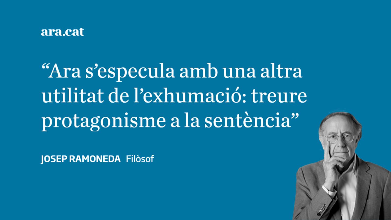 Franco i la sentència