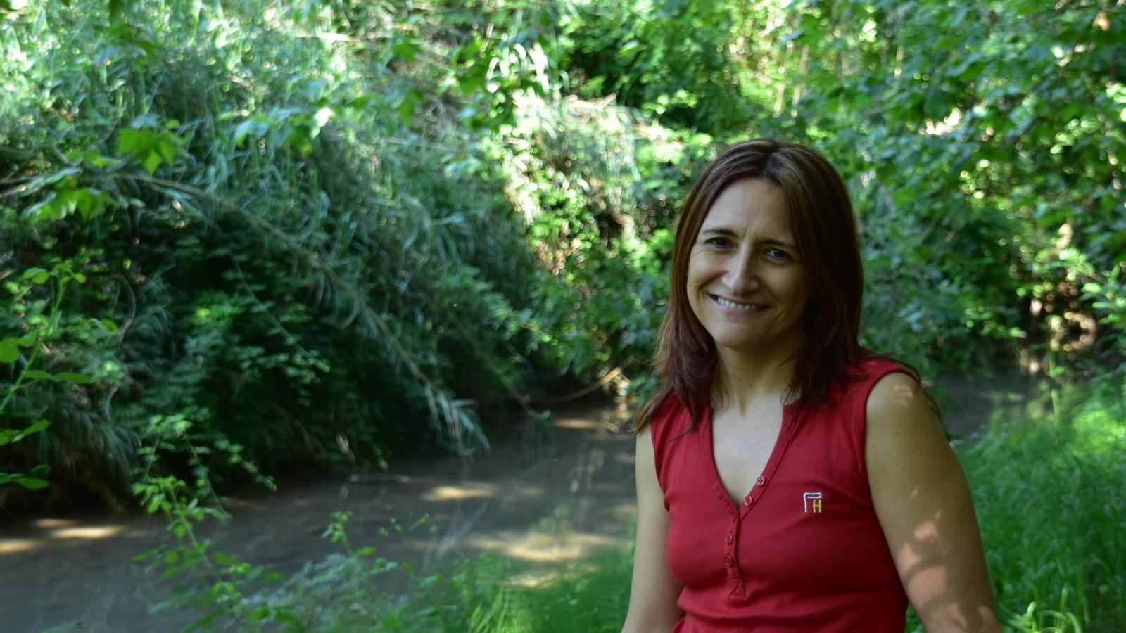 Muriel Villanueva ha guanyat el premi de narrativa Vila de Santanyí