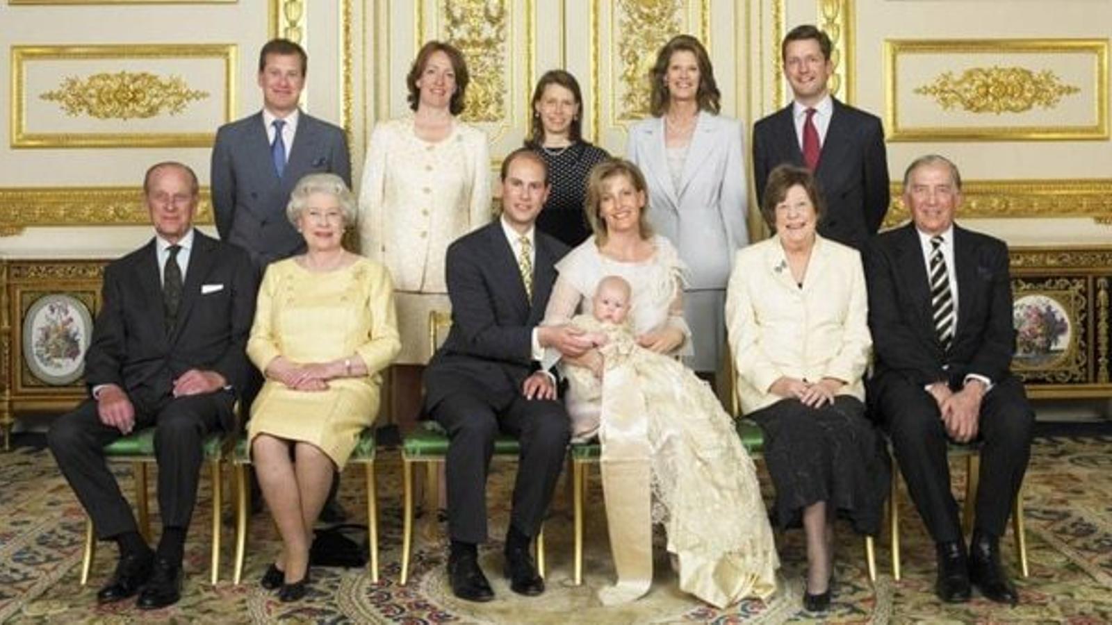 El casament gai d'un cosí de la reina Elisabet II