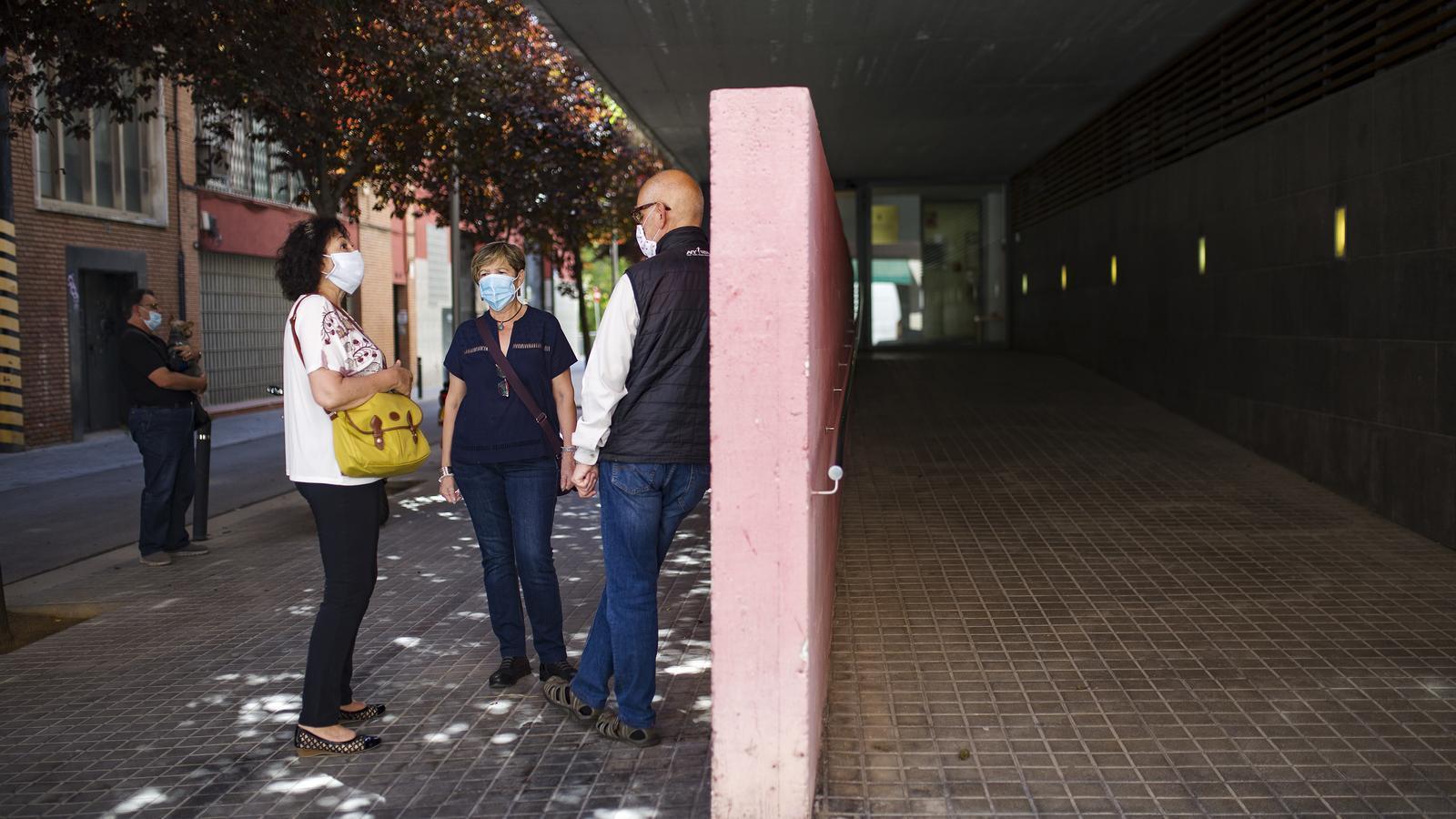 """Els familiars de la residència Mossèn Vidal volen Eulen fora de la gestió: """"La intervenció pública és una farsa"""""""