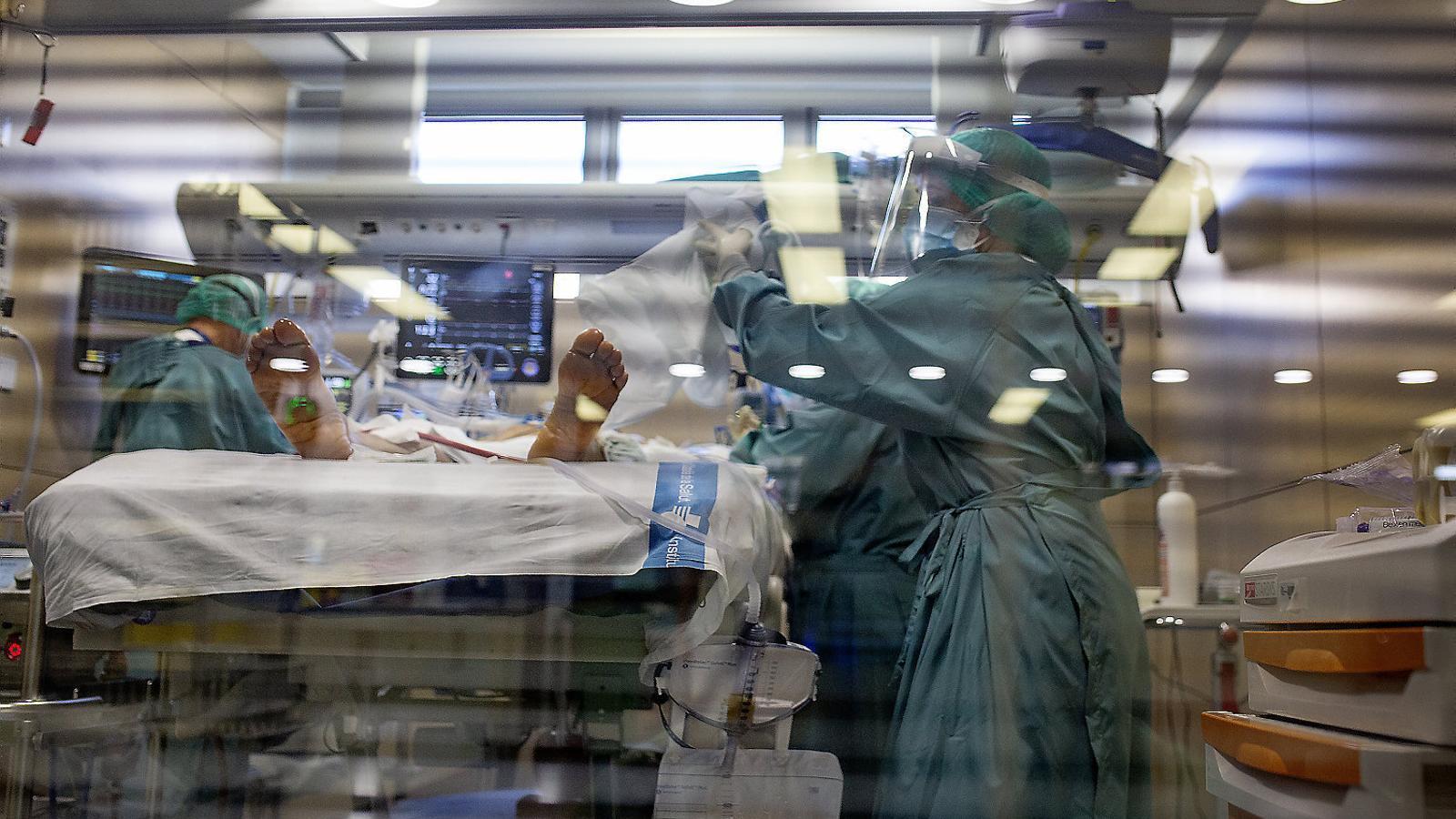 Els hospitals encaren una setmana decisiva
