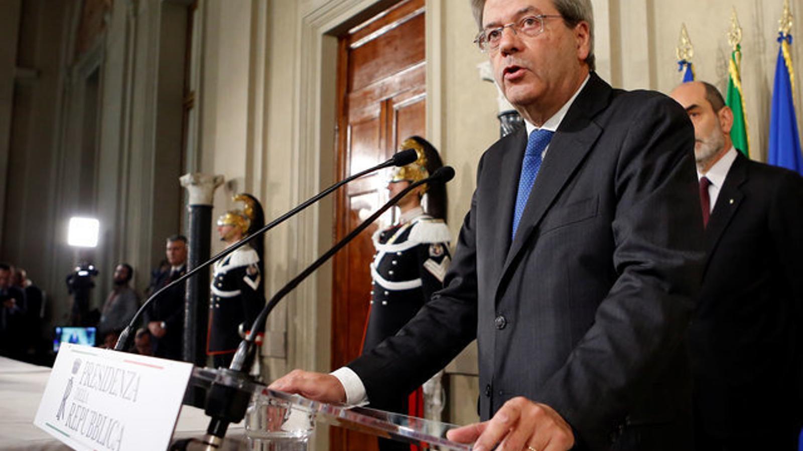 El govern italià prepara la liquidació de dos bancs del Vèneto