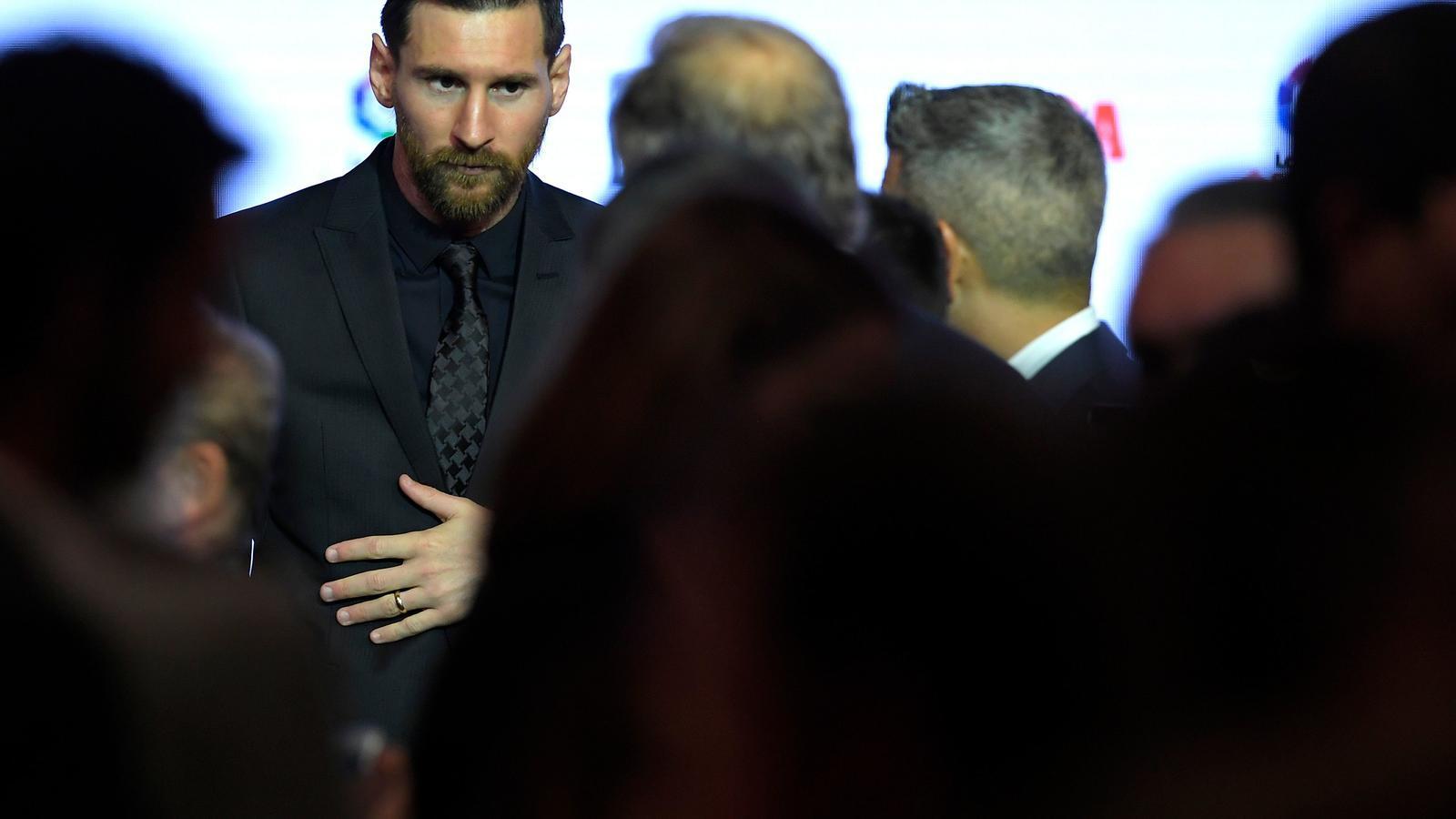 Un constructor demanda Messi per incompliment de contracte