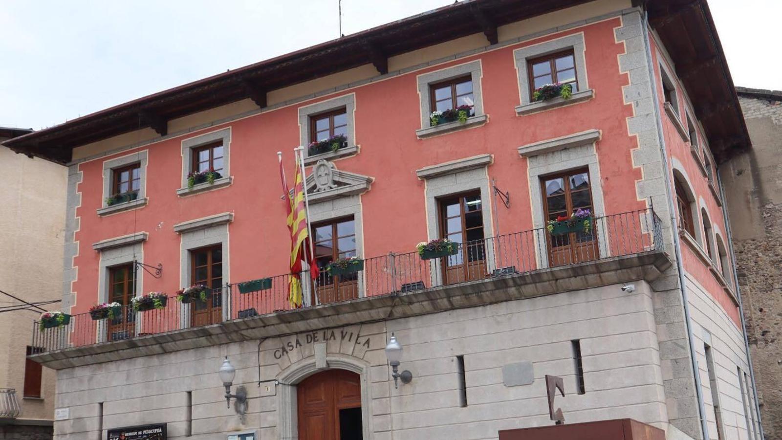 L'edifici consistorial. / AJUNTAMENT DE PUIGCERDÀ