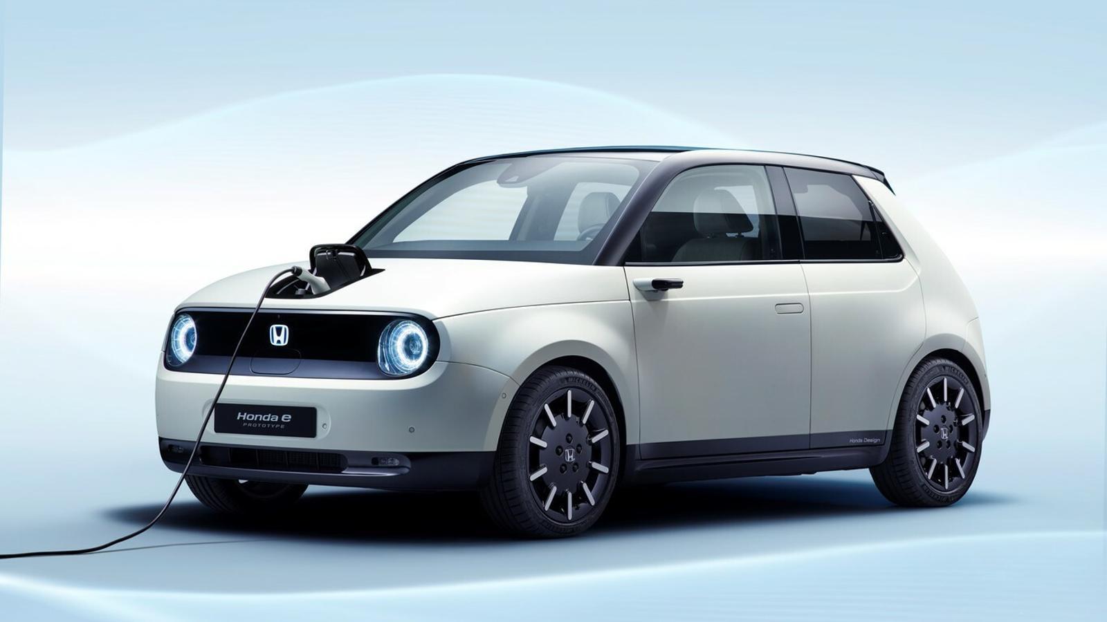 Honda e, un elèctric més barat del que pensàvem