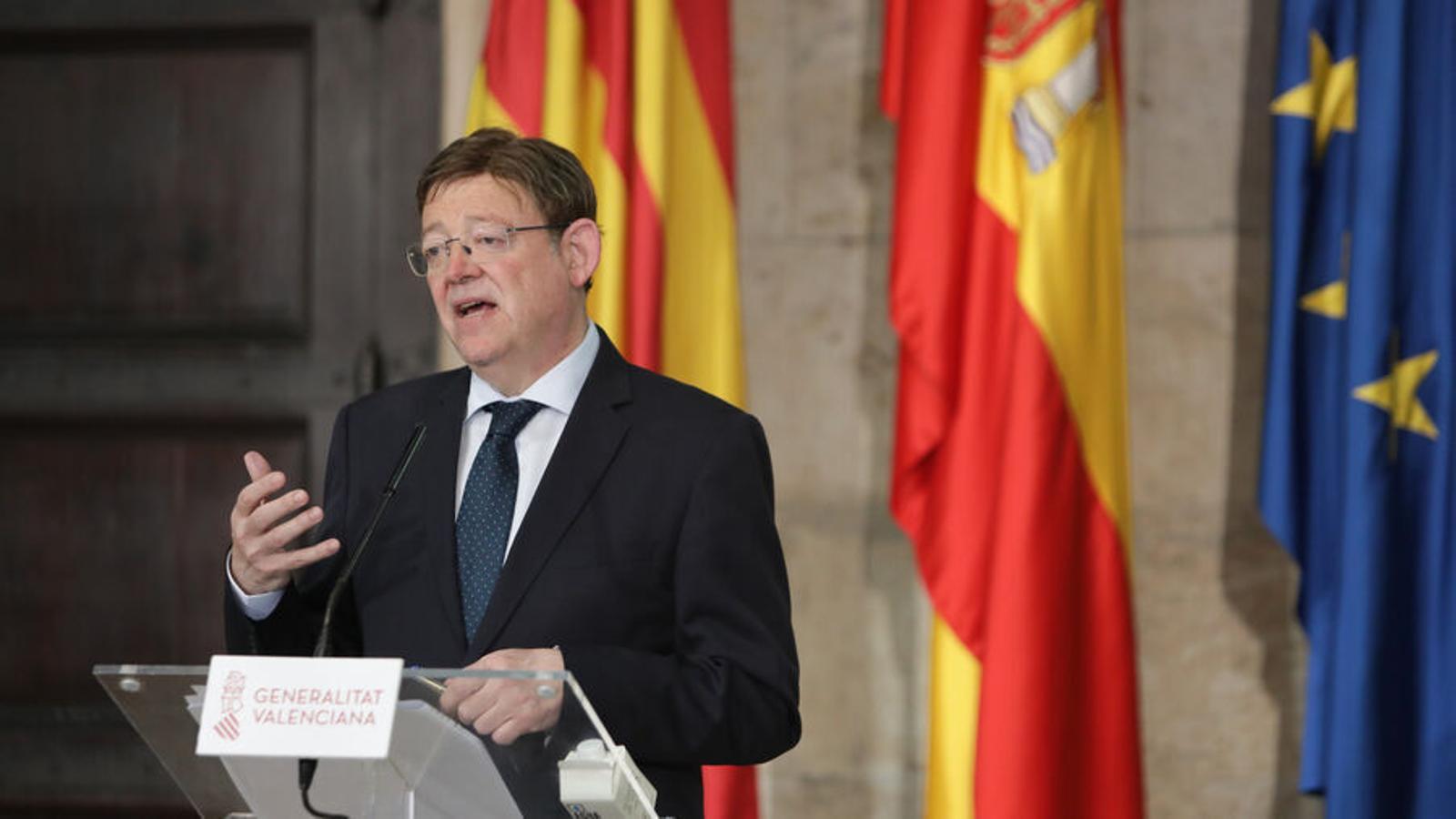 El Suprem tomba el decret valencià que establia que les comunicacions amb Catalunya s'havien de fer només en català