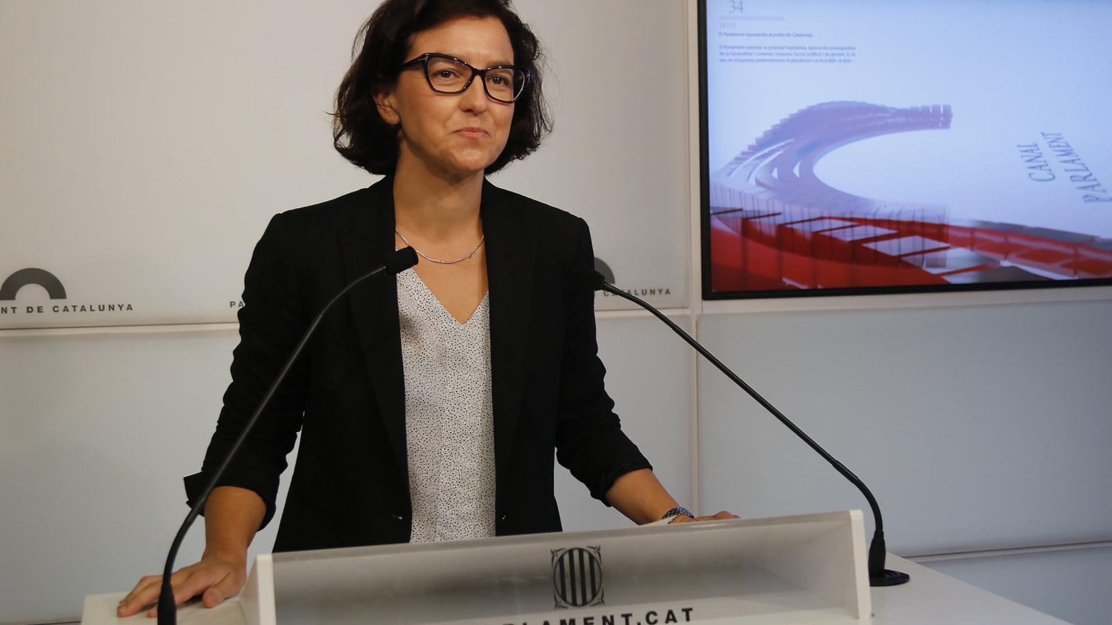 """Granados (PSC), sobre l'autodeterminació: """"No creiem que la ciutadania hagi de dirimir una qüestió com aquesta"""""""