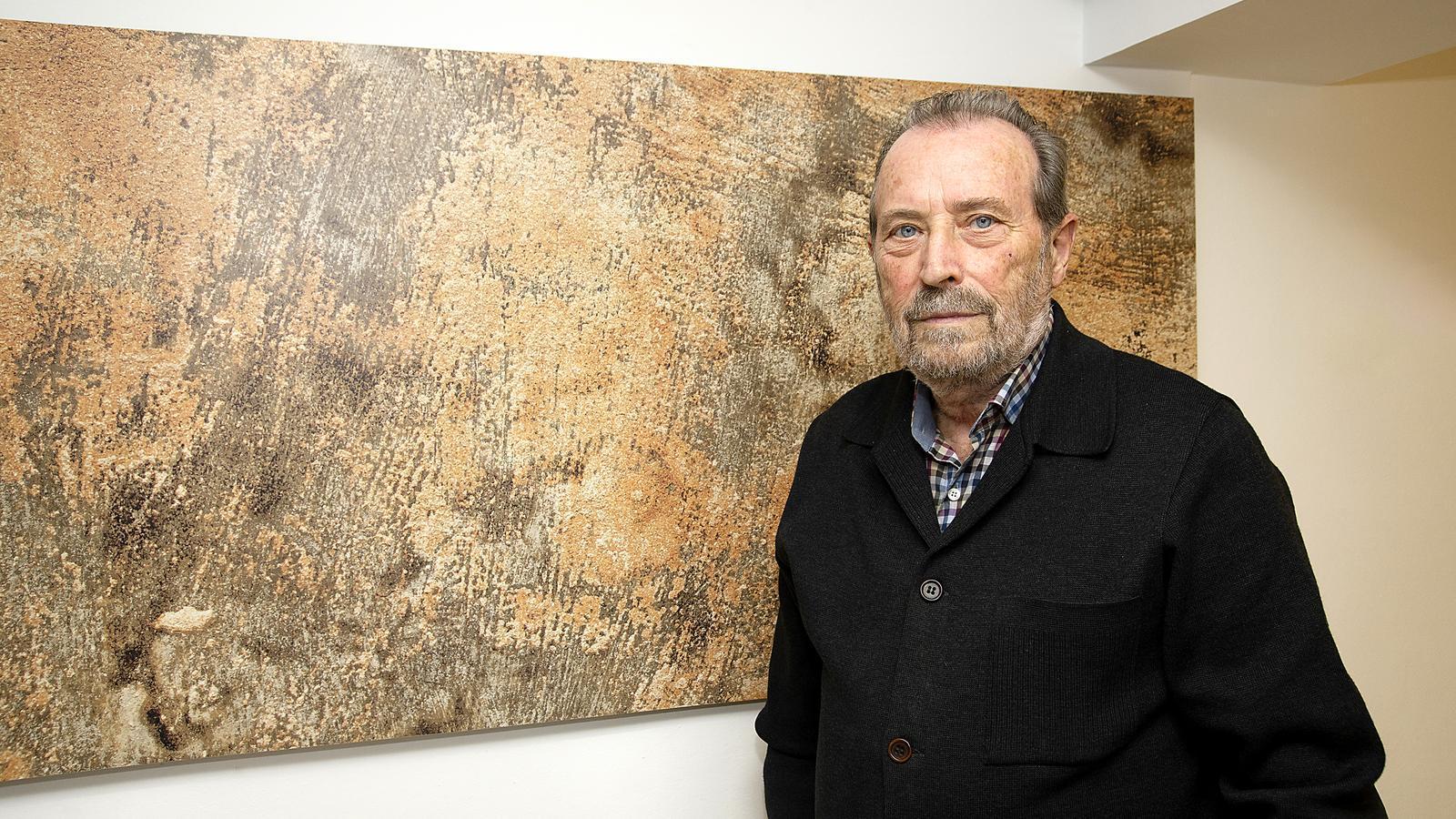 """Jaume Mascaró: """"La cultura és la manera com els humans desenvolupen la seva naturalesa"""""""