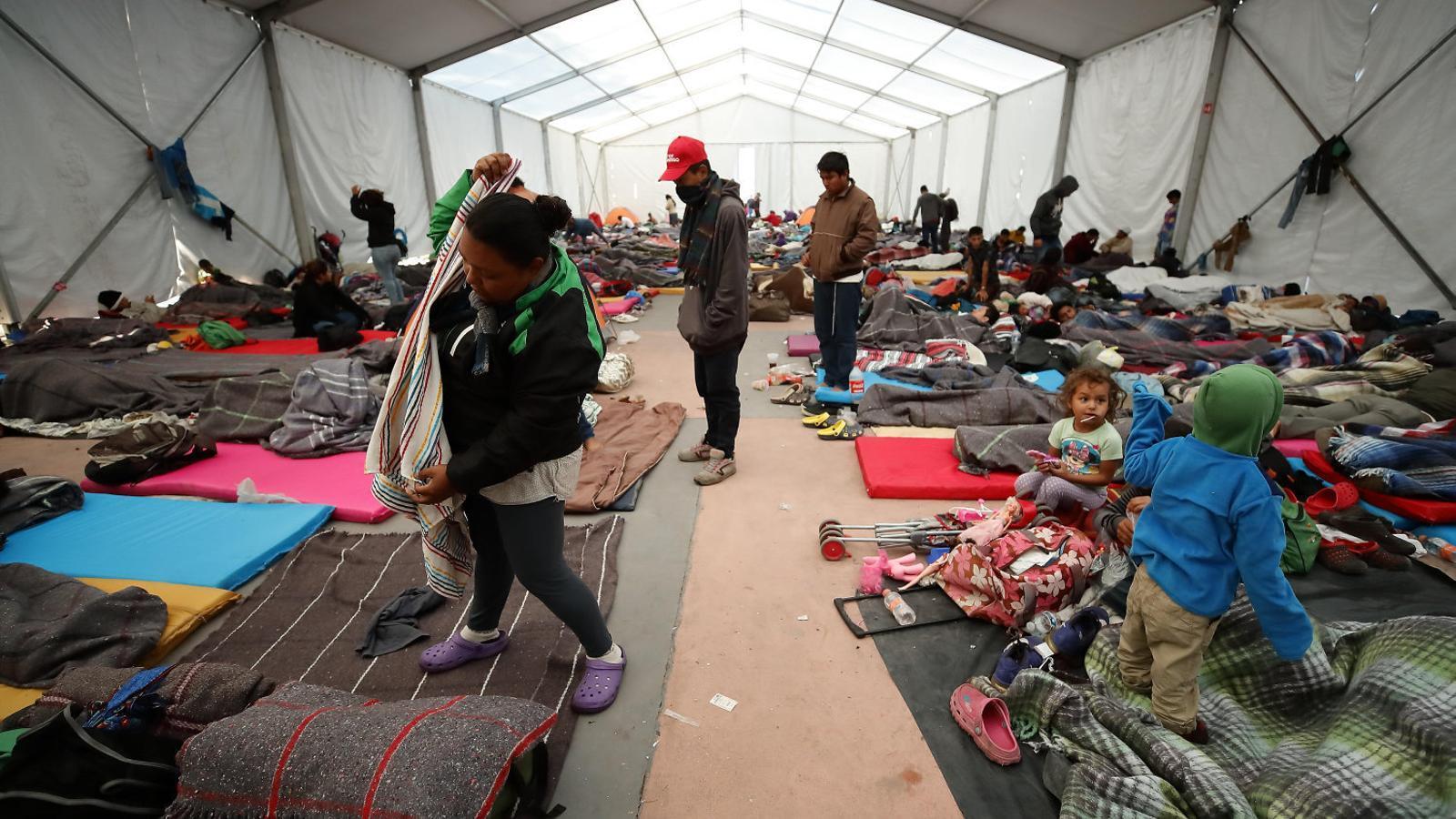 Refugiats climàtics, l'efecte col·lateral