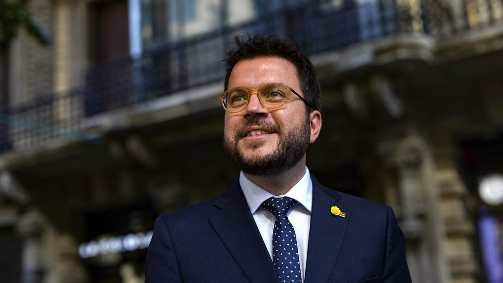 """Aragonès: """"Una repetició d'eleccions espanyoles ens deixaria una situació igual que la d'ara"""""""