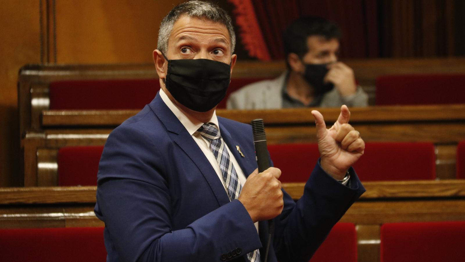 EN DIRECTE | Sàmper valora la sentència de Trapero