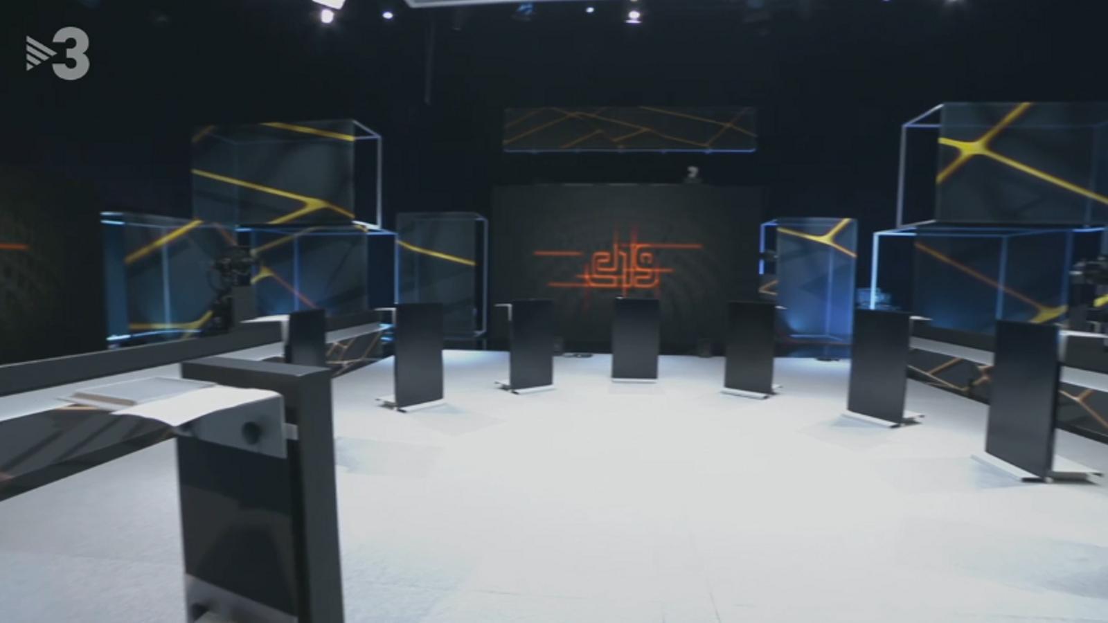 Directe debat electoral 10-N TV3