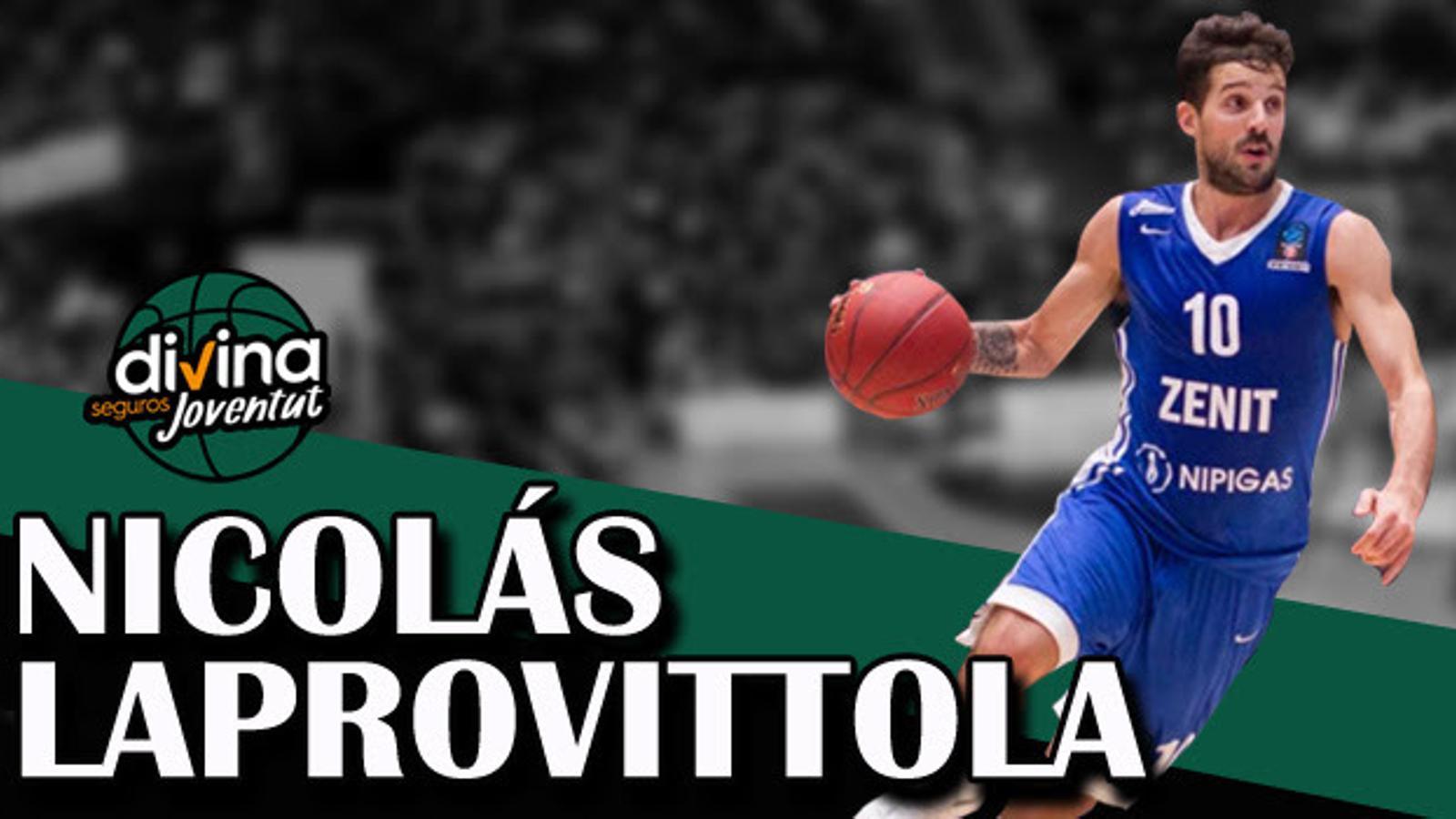 La Penya ha incorporat Nicolás Laprovittola
